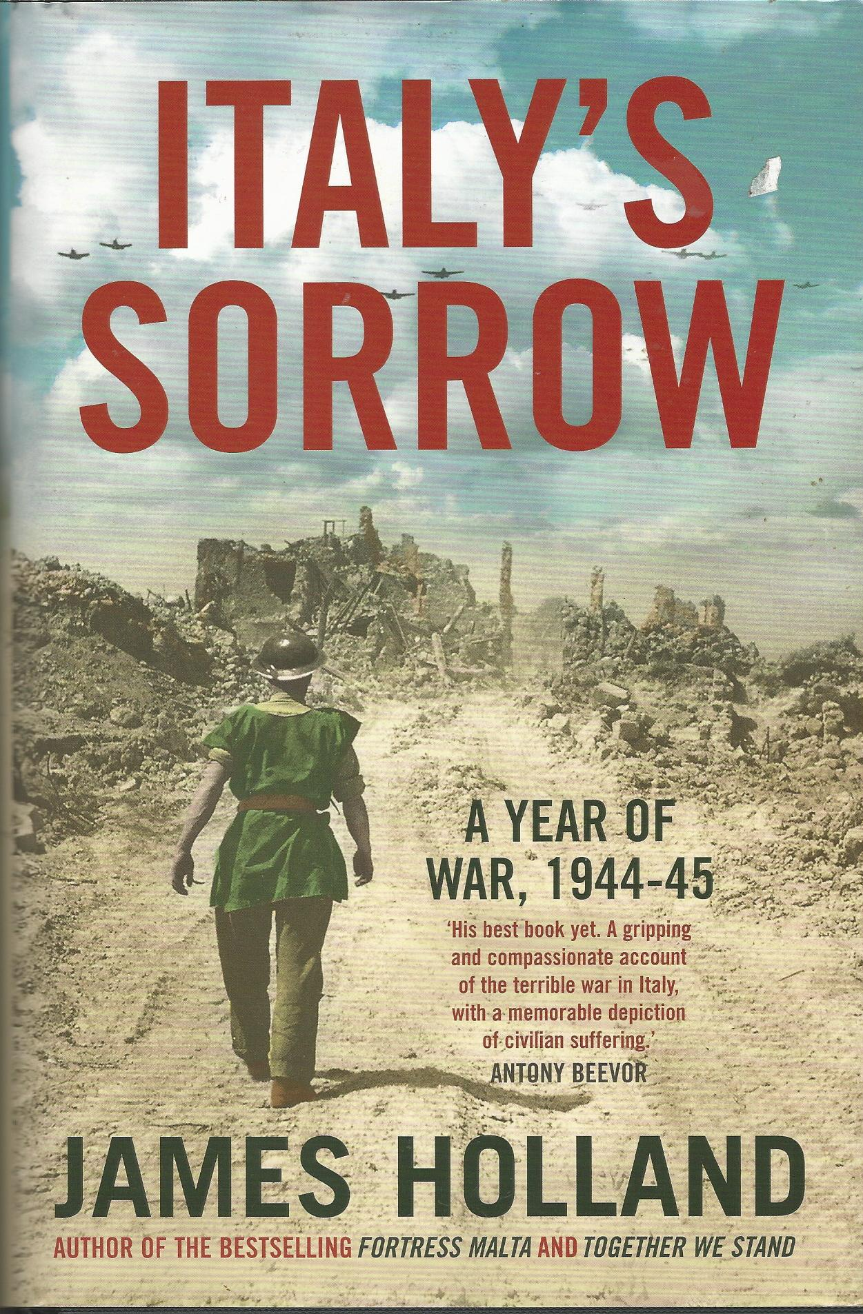 Image for Italy's Sorrow: A Year of War 1944-45.