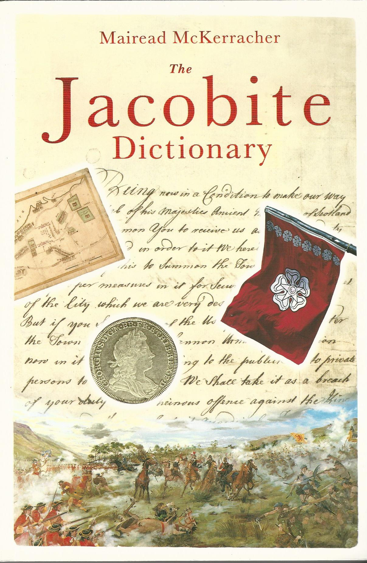 Image for The Jacobite Dictionary.