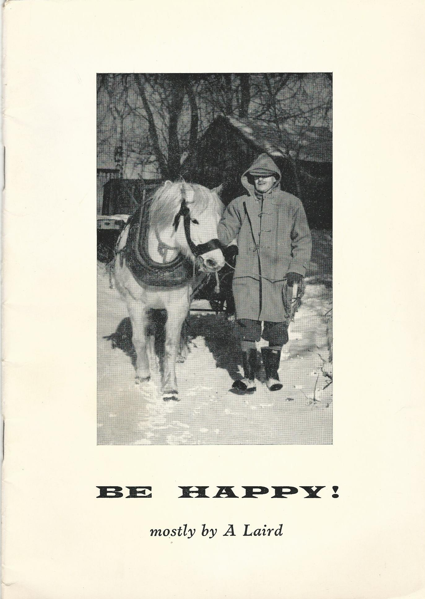 Image for Be Happy! - Mostly by a Laird