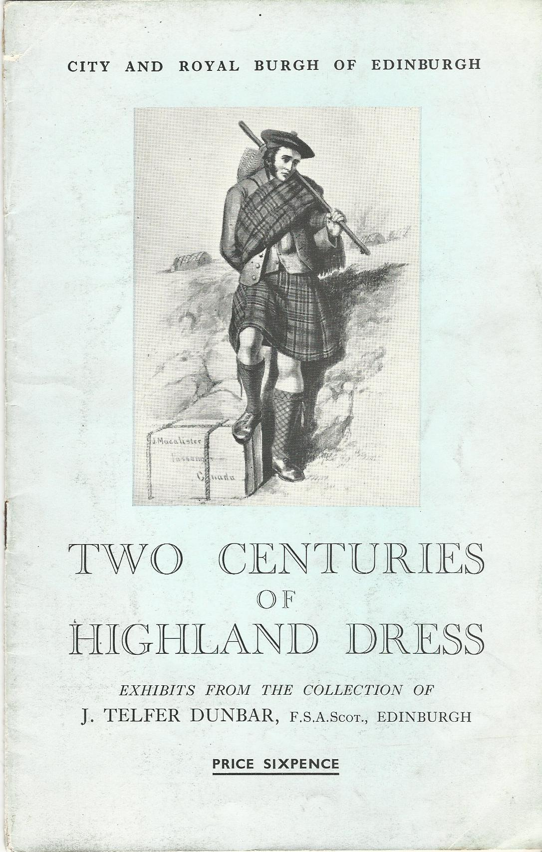 Image for Two Centuries of Highland Dress