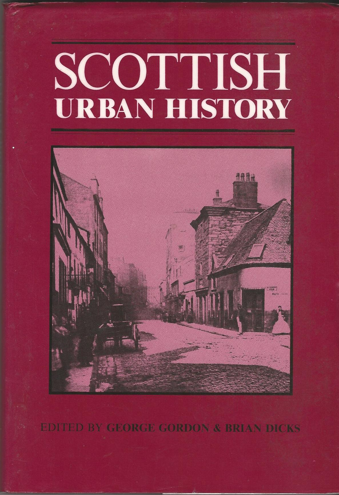 Image for Scottish Urban History