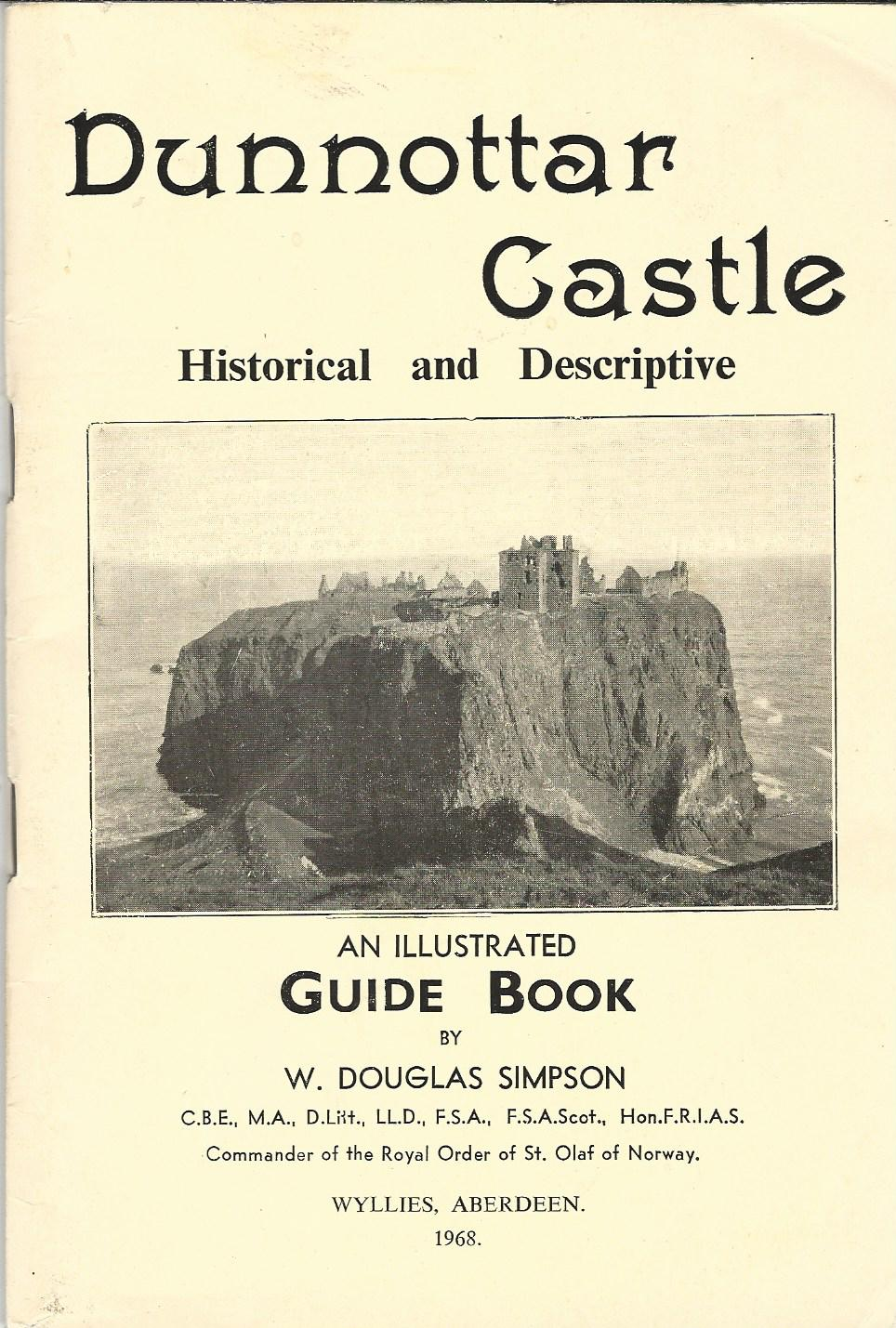 Image for Dunnotar Castle: Historical and Descriptive.