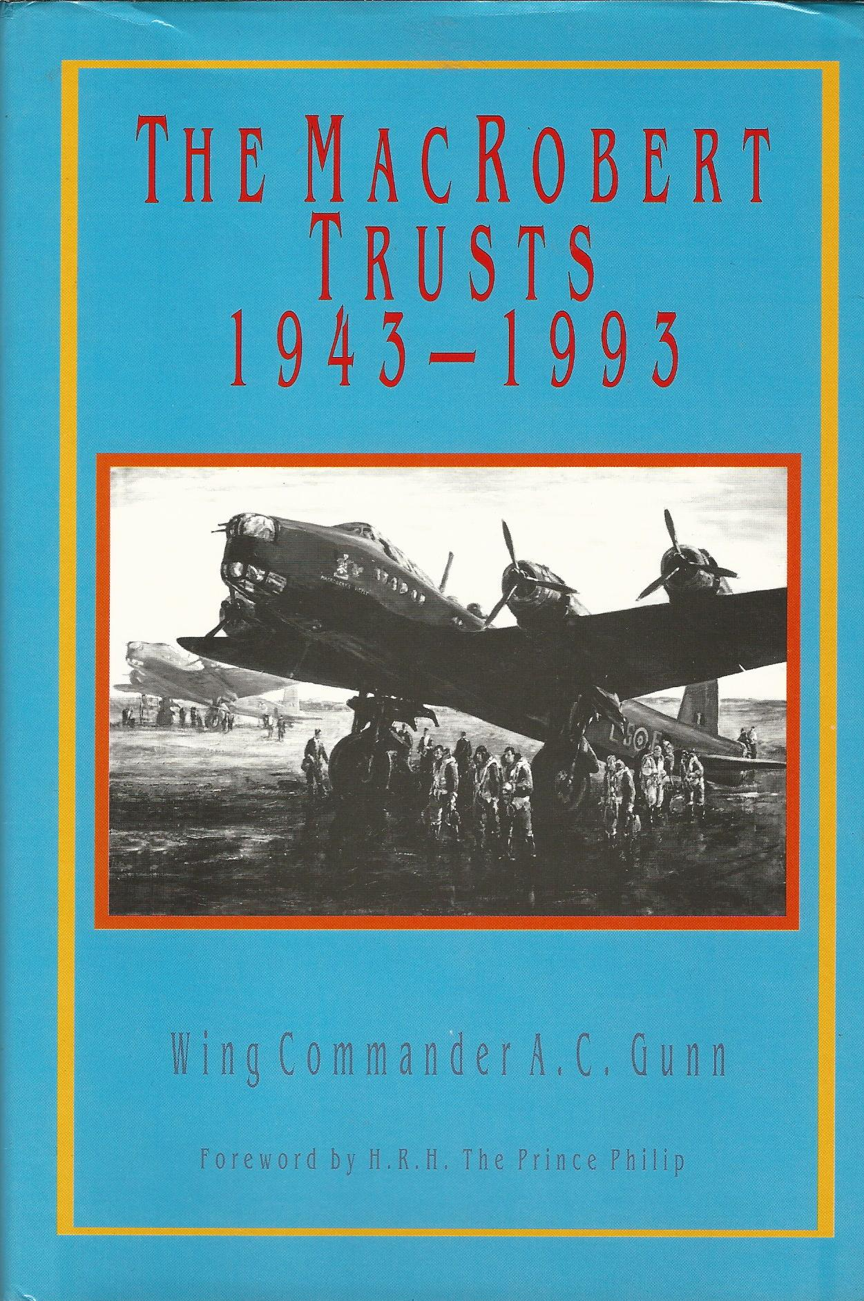 Image for The MacRobert Trusts 1943 - 1993.