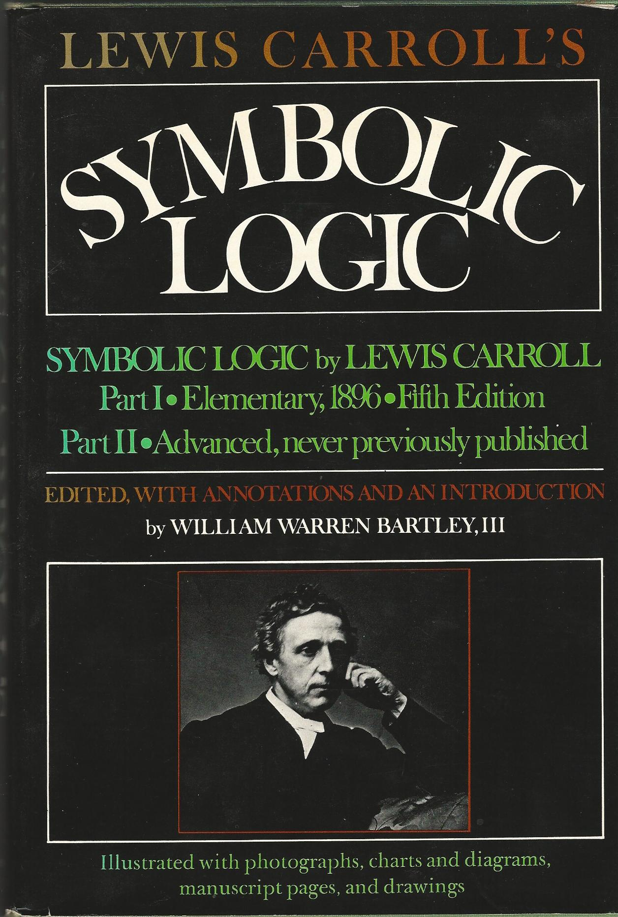 Image for Symbolic Logic: Pts. 1 & 2