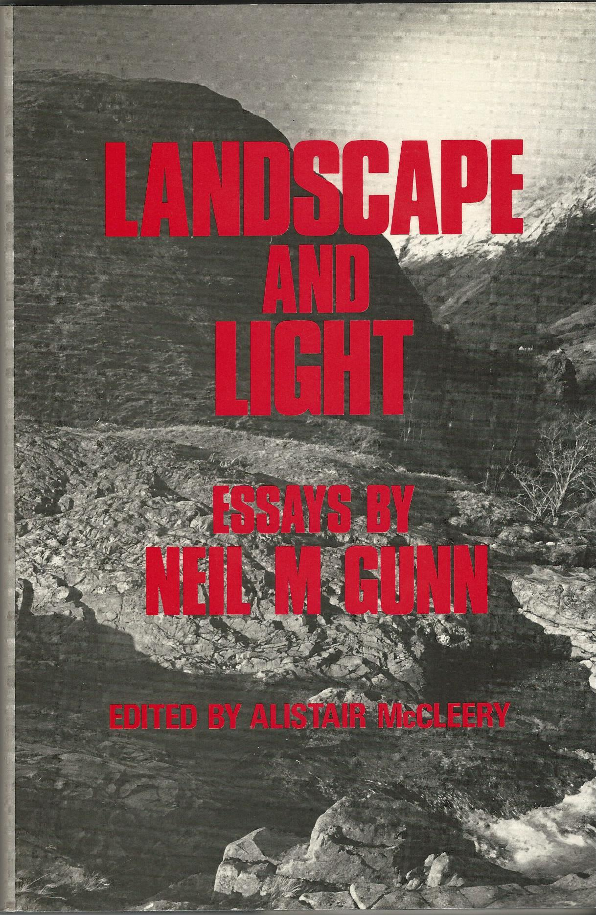 Image for Landscape and Light