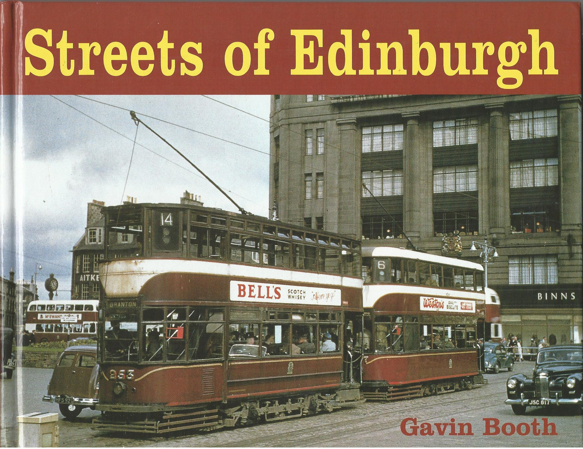 Image for Streets of Edinburgh.