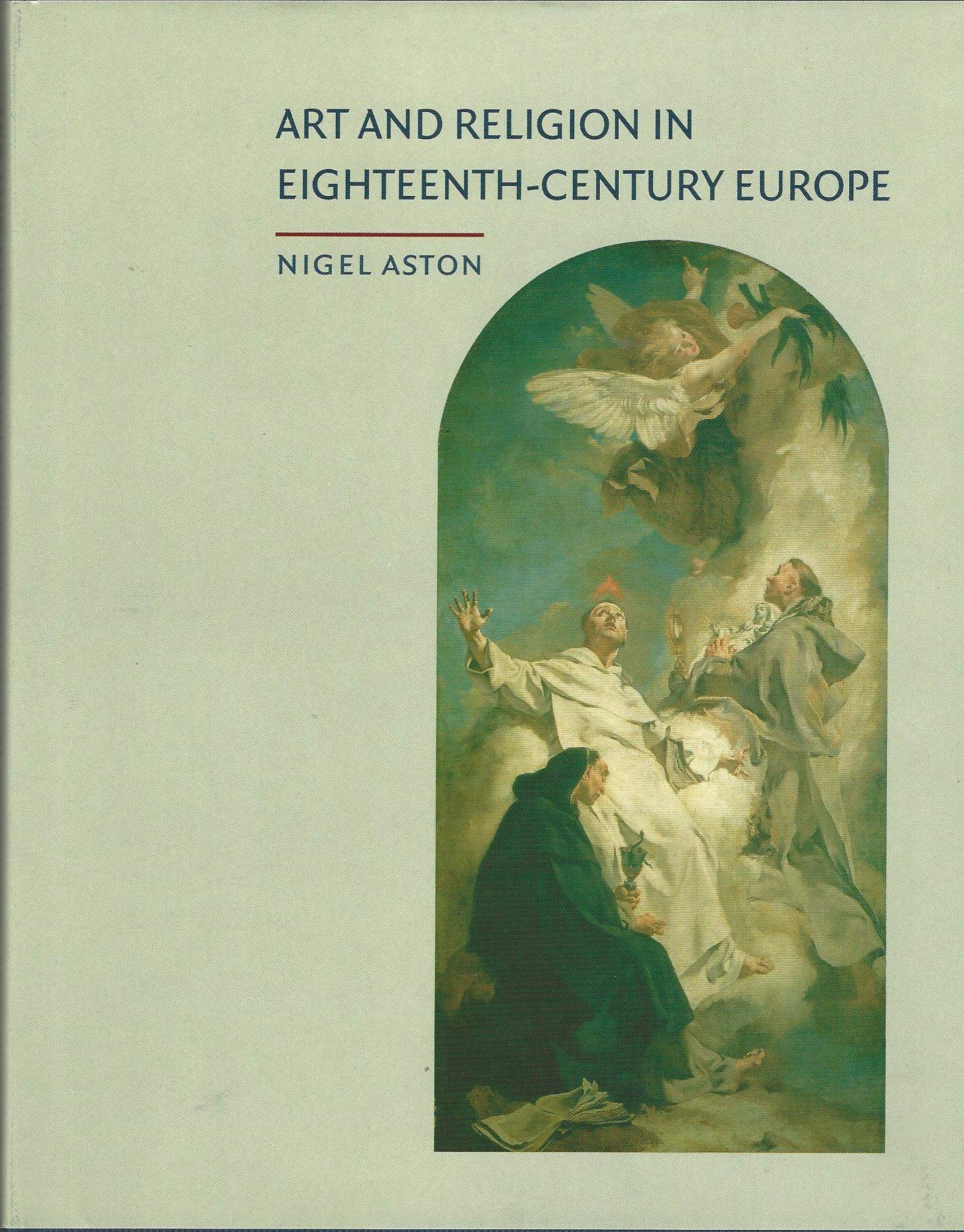 Image for Art and Religion in Eighteenth Century Europe