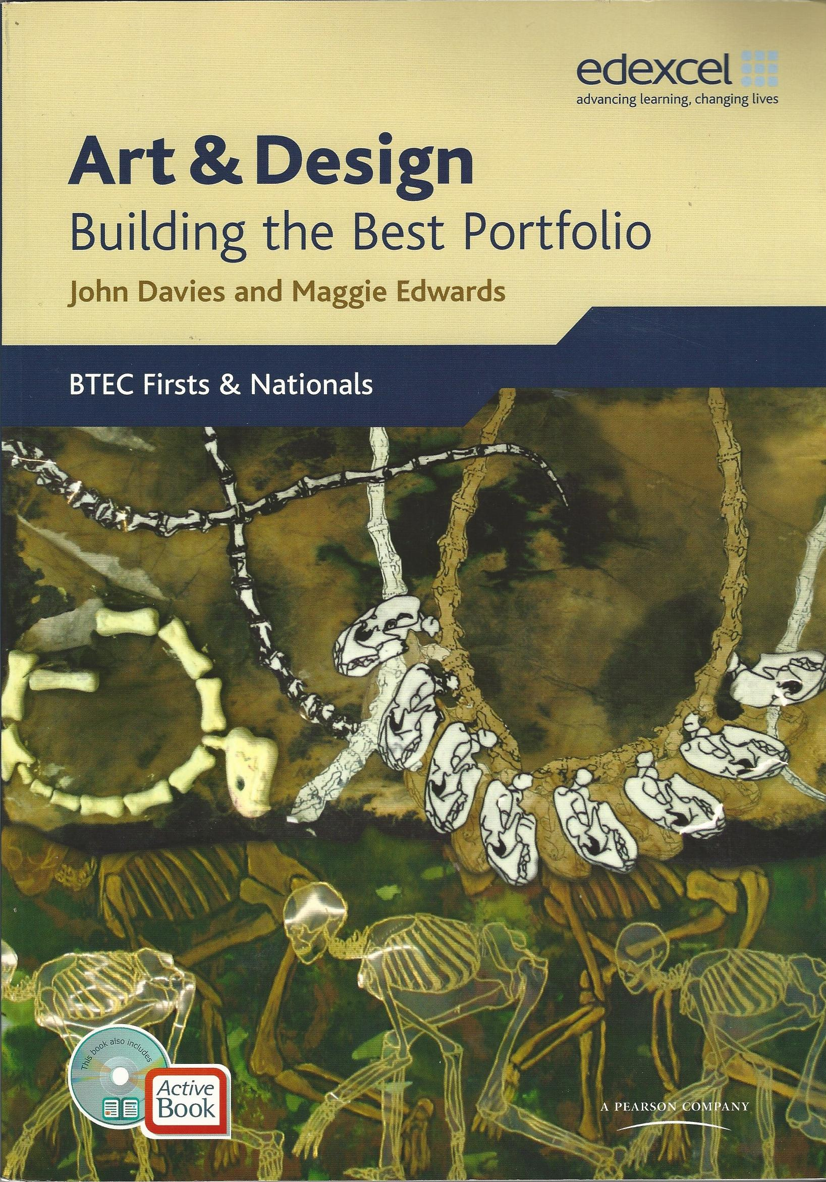 Image for Art & Design ActiveBook: Building the Best Portfolio