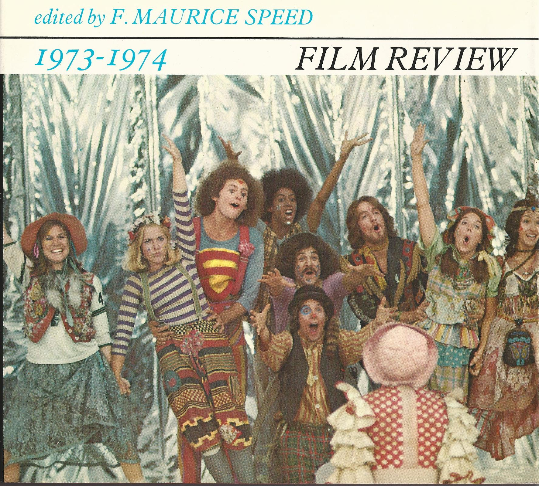 Image for Film Review 1973-74