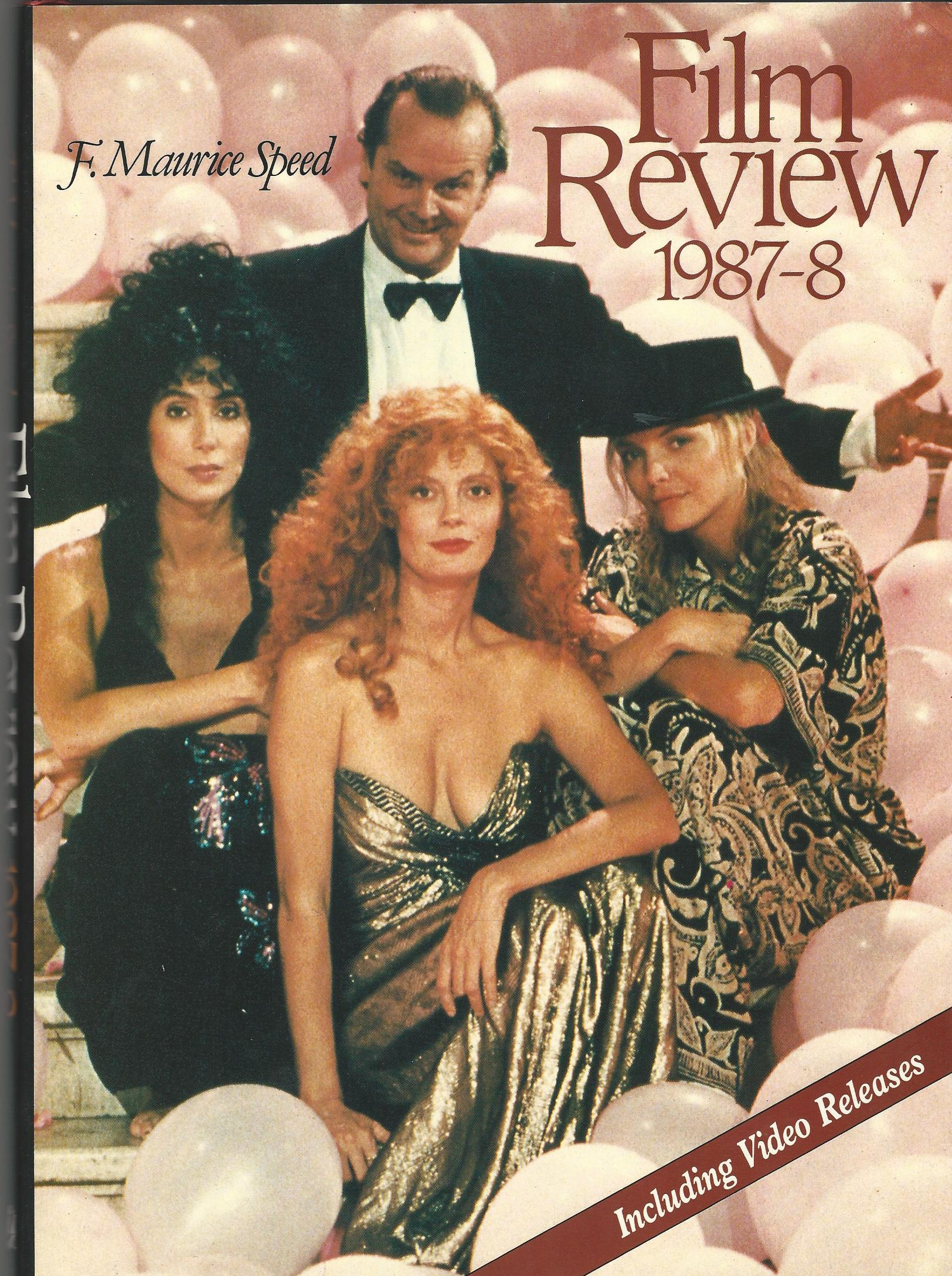 Image for Film Review 1987-1988: Including Video Releases