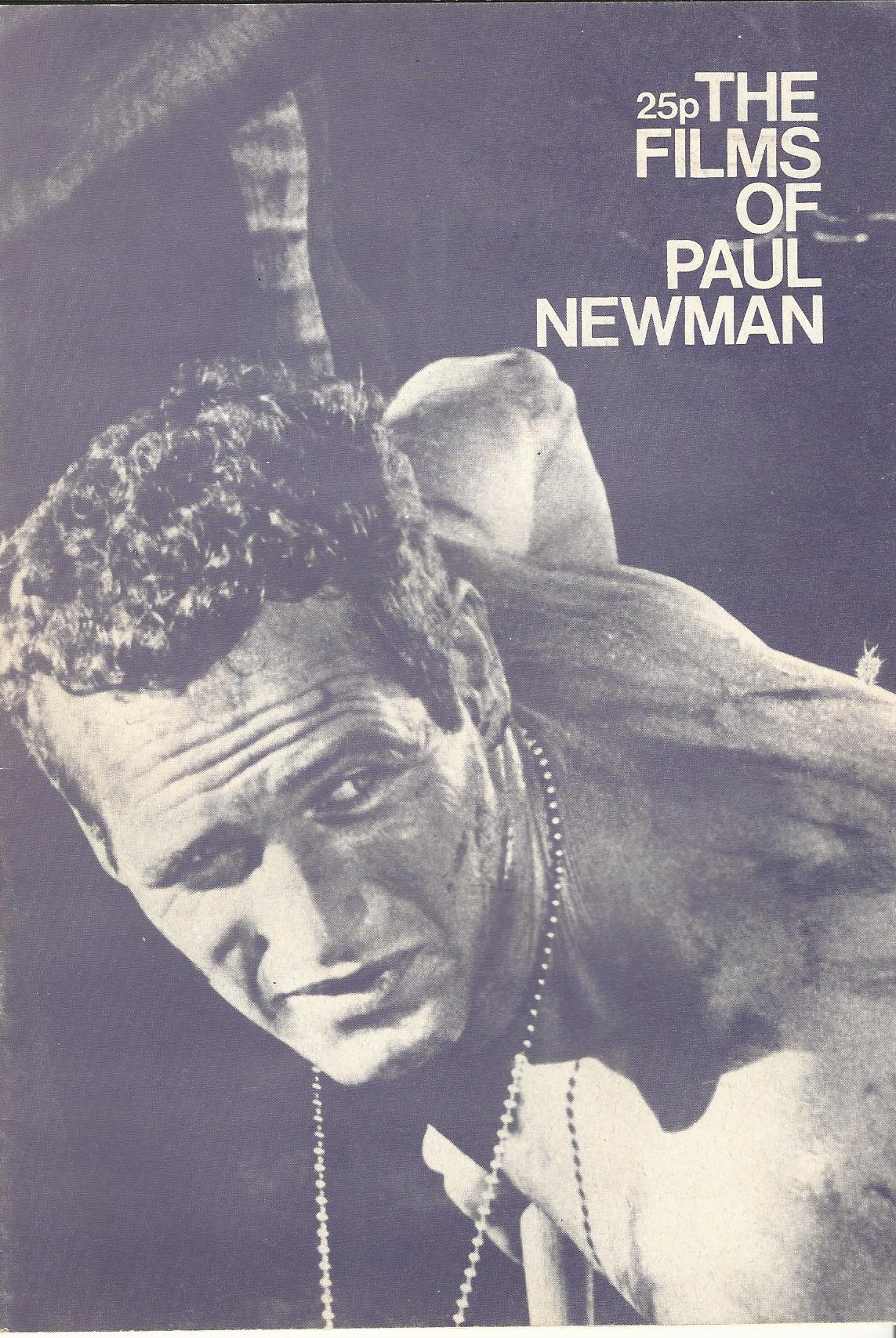Image for The Films of Paul Newman.