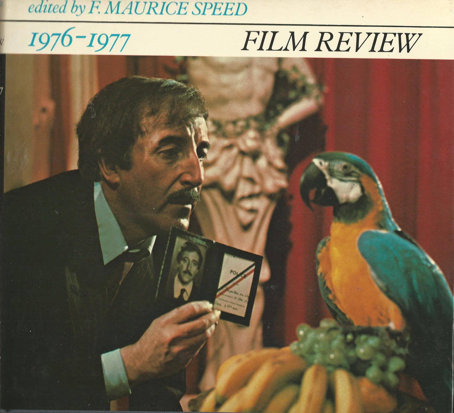 Image for Film Review 1976-77.
