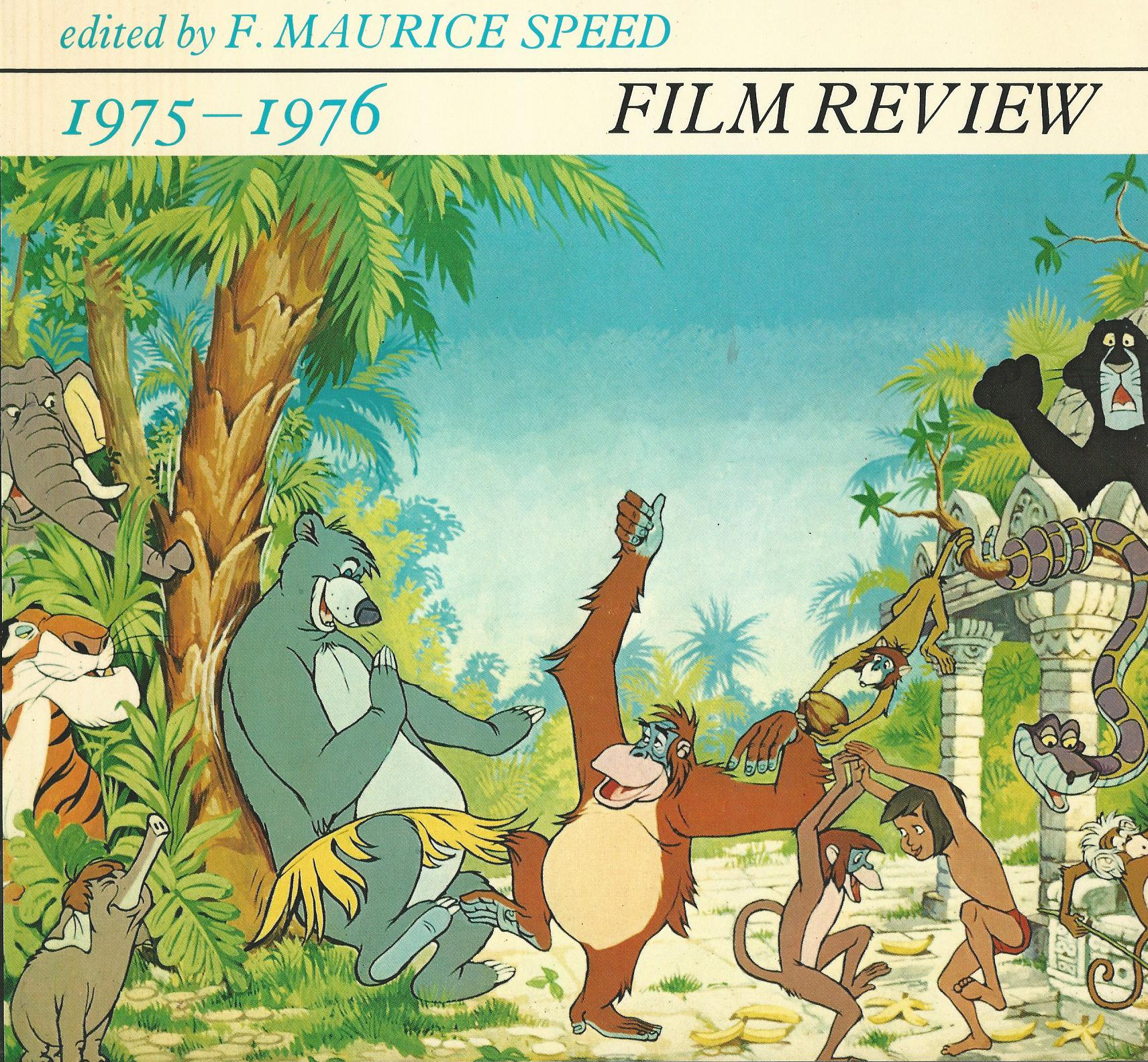 Image for Film Review 1975 - 1976.