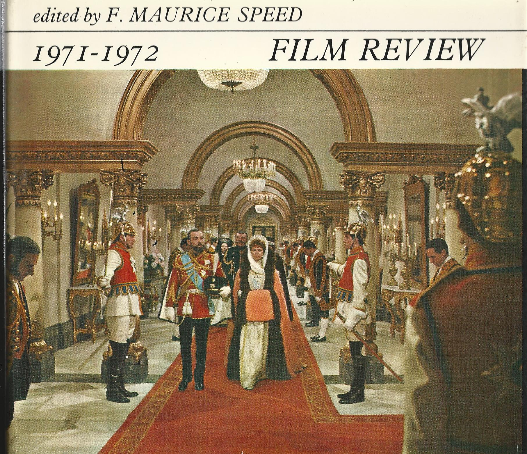 Image for Film Review 1971 - 1972.