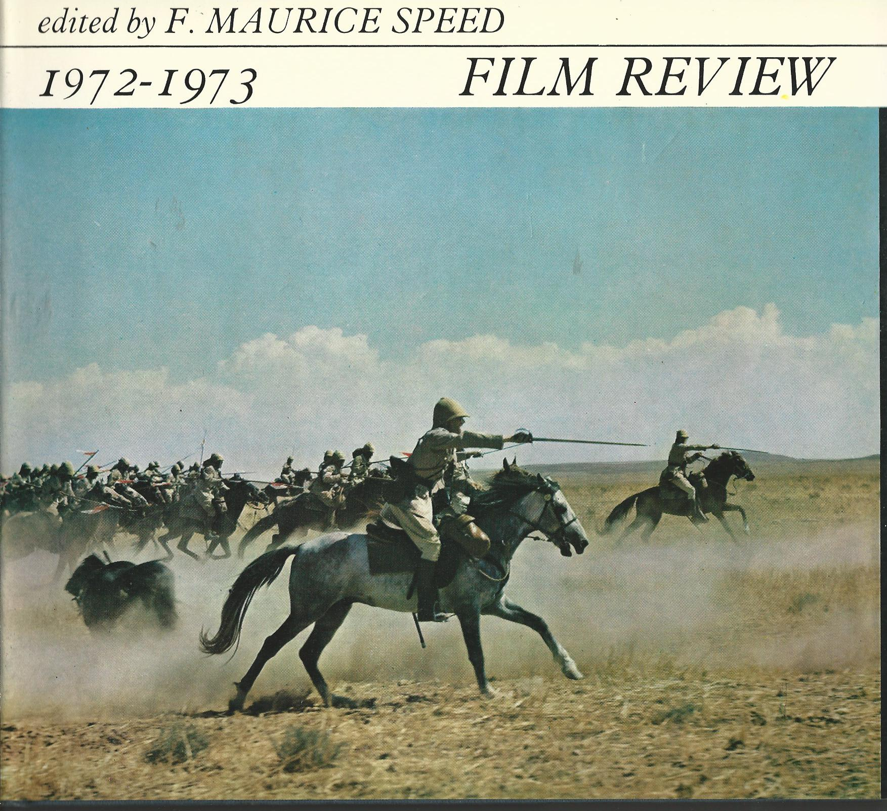 Image for Film Review 1972 - 1973.