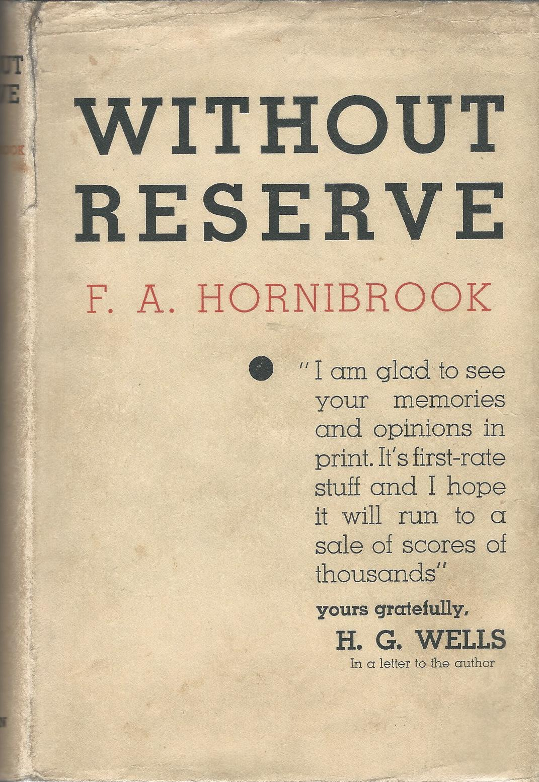 Image for Without Reserve