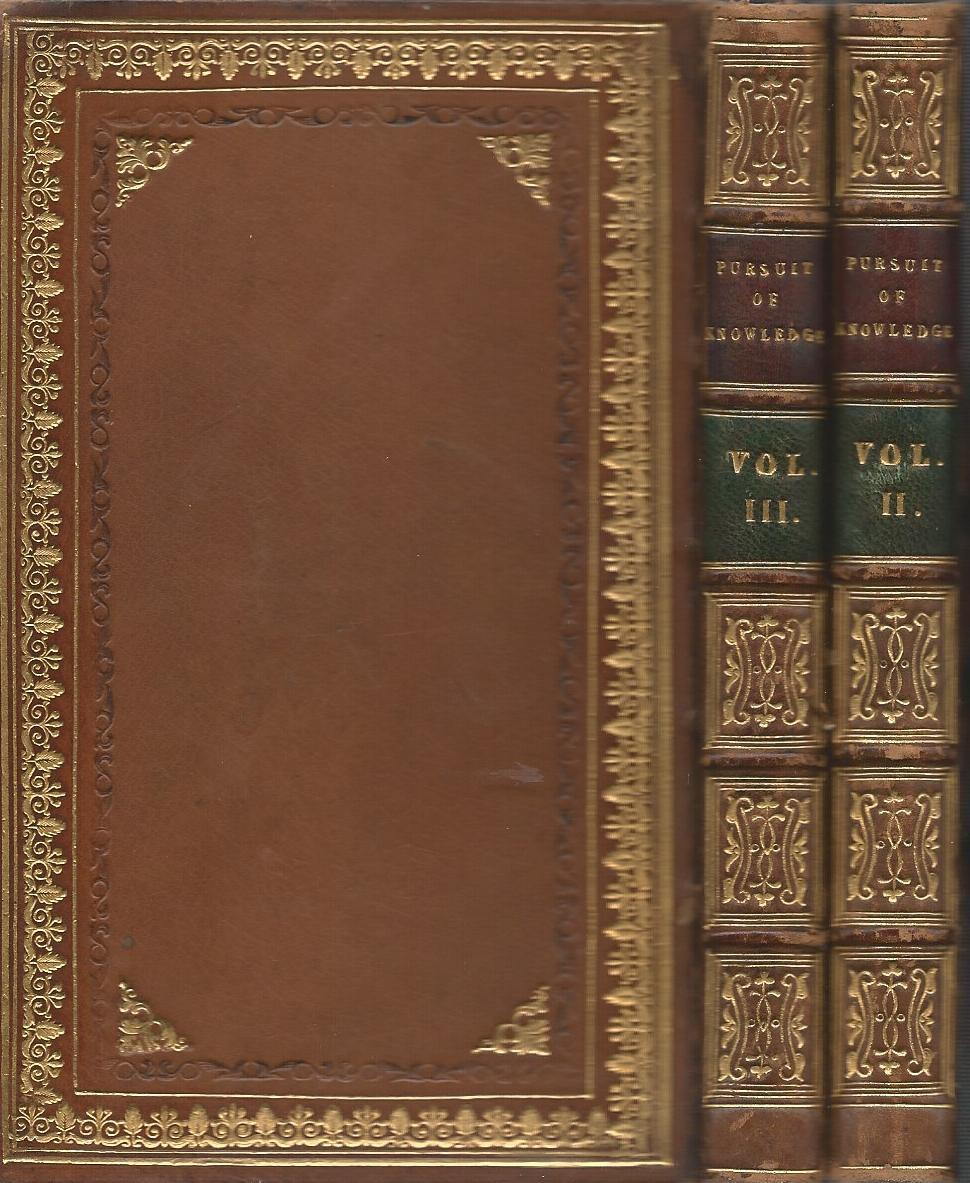 Image for The Pursuit of Knowledge Under Difficulties; Illustrated by Anecdotes - Volumes 2 & 3 Only