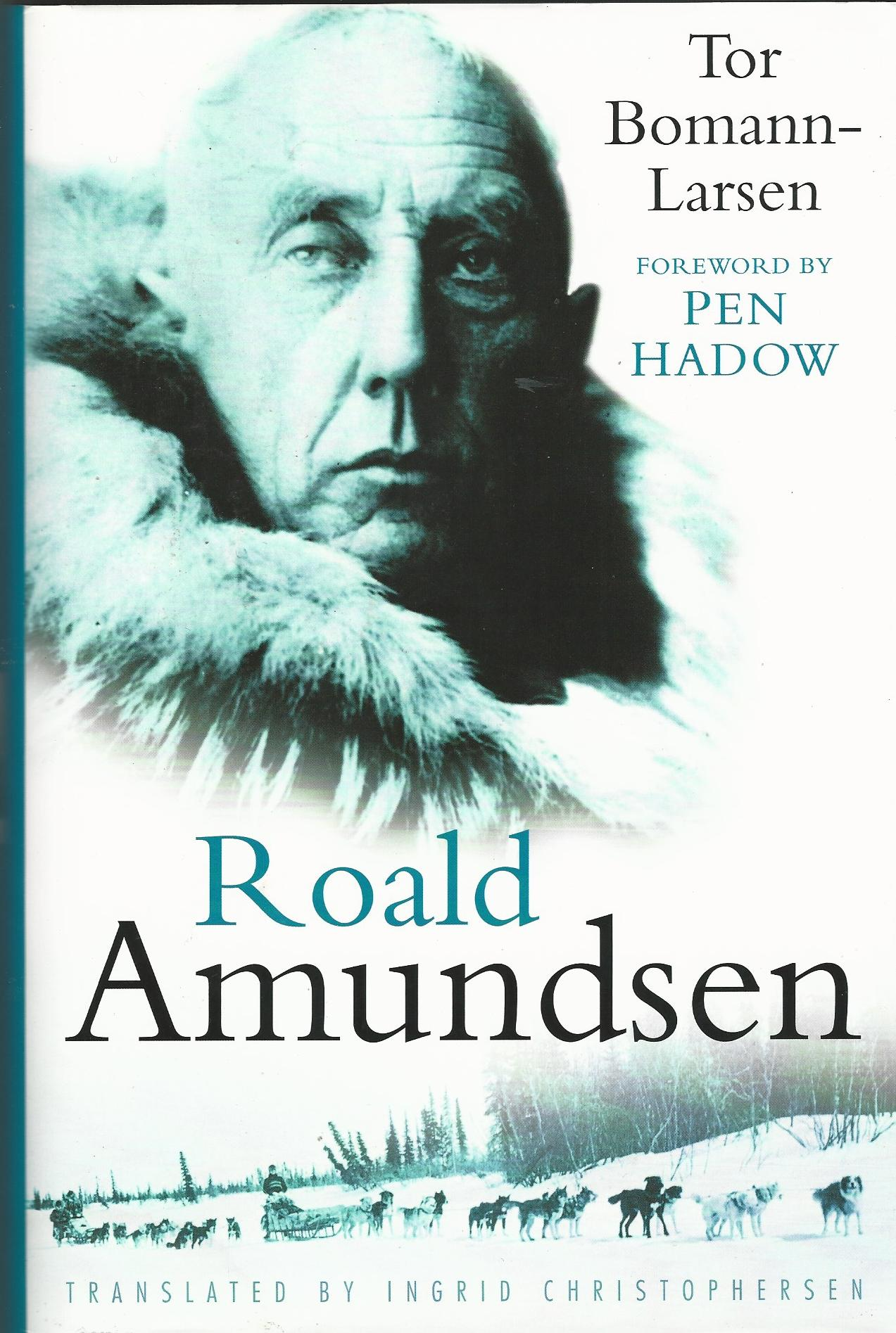 Image for Roald Amundsen
