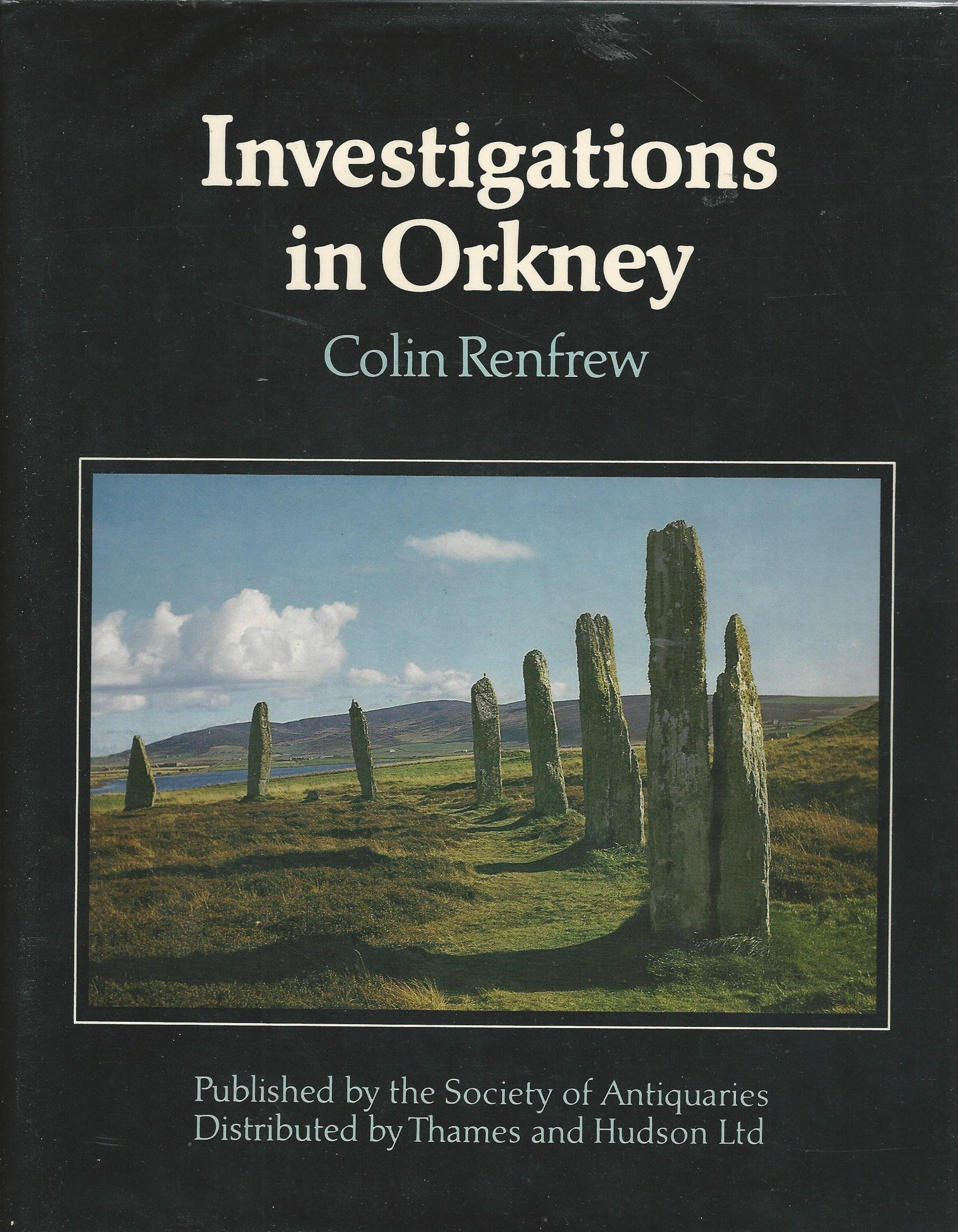 Image for Investigations in Orkney: Reports of the Research Committee of the Society of Antiquaries of London:  no. 38.