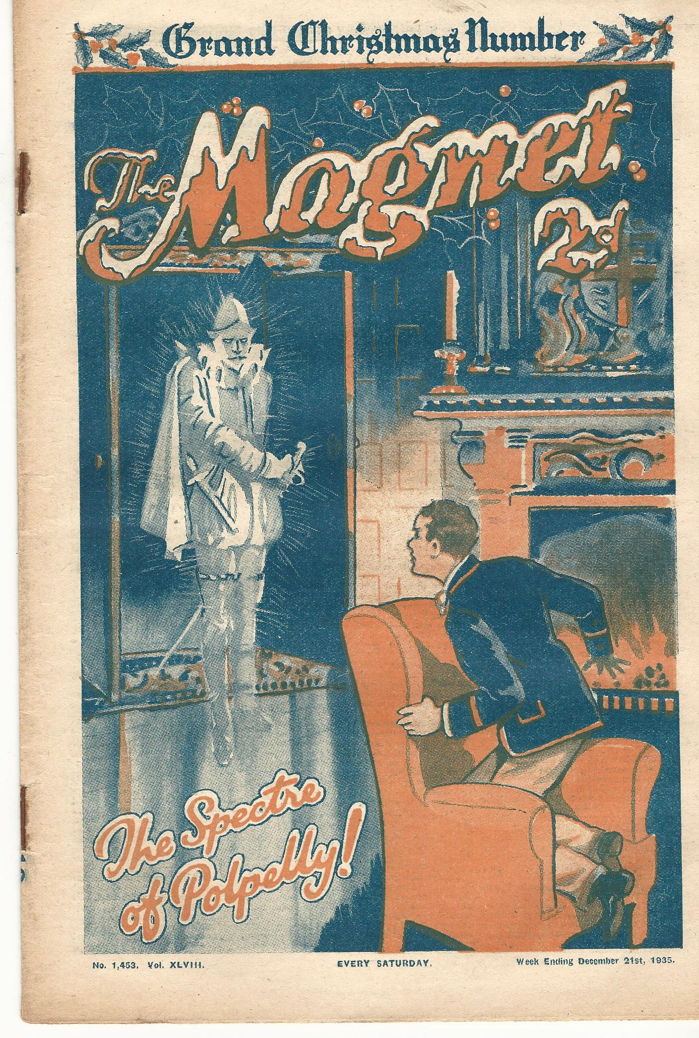 Image for The Magnet No.1453 Vol. XLVIII