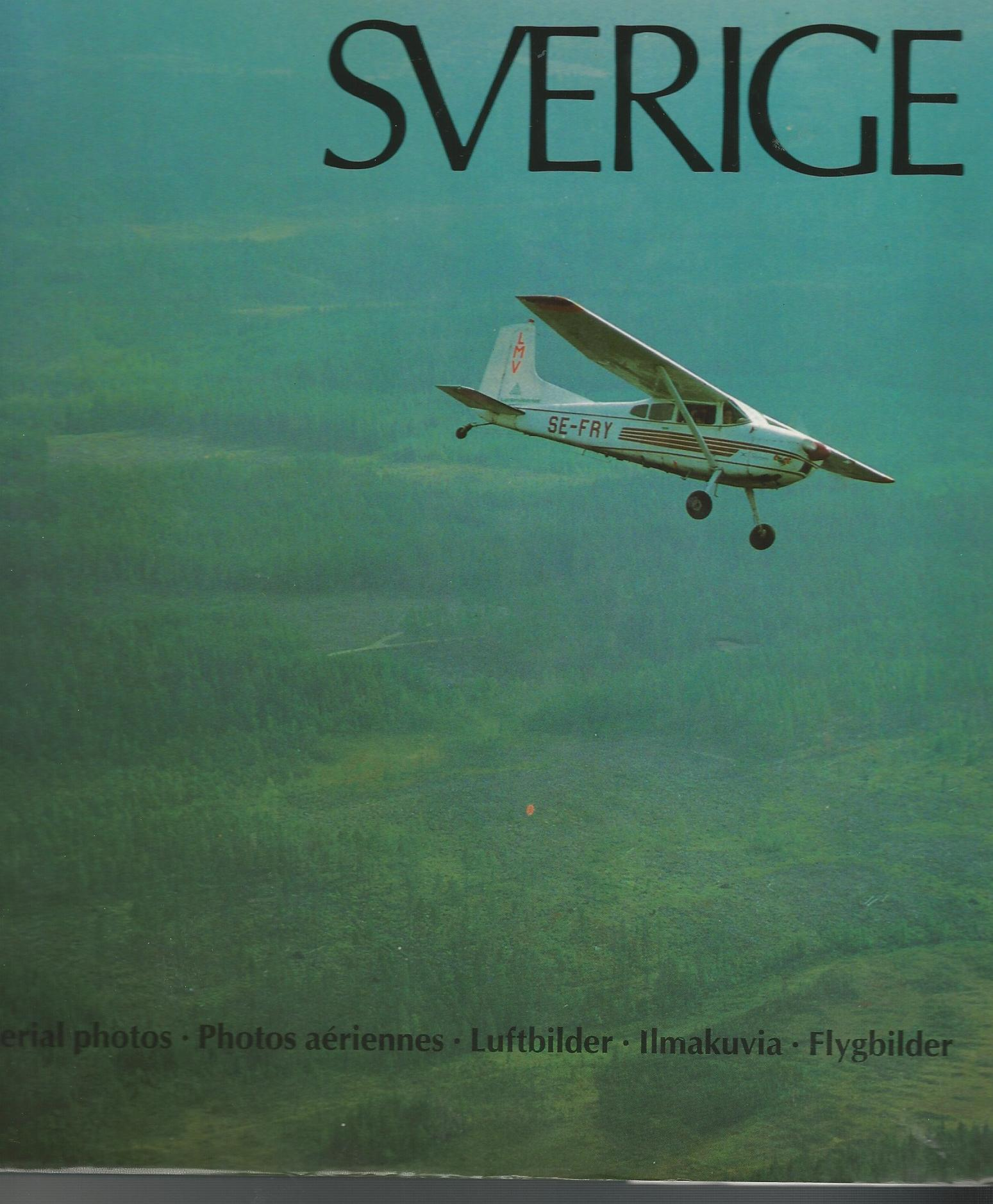 Image for Sverige: 100 Aerial Photos. (Sweden)