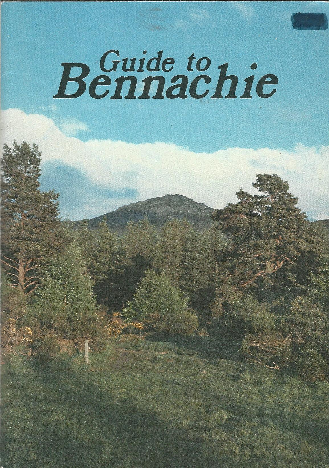 Image for Guide to Bennachie.