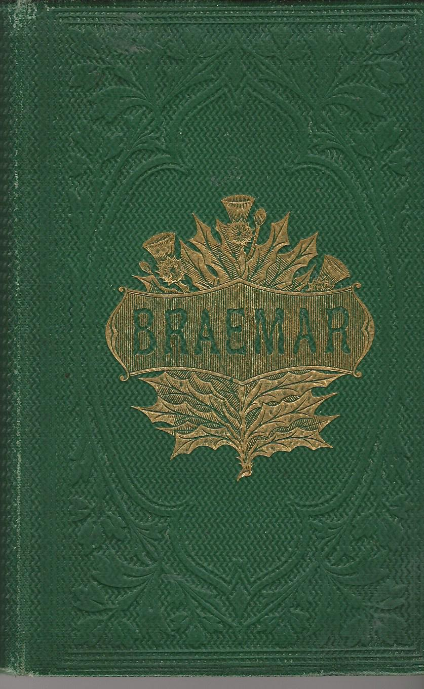 Image for Braemar: Its Topography and Natural History.