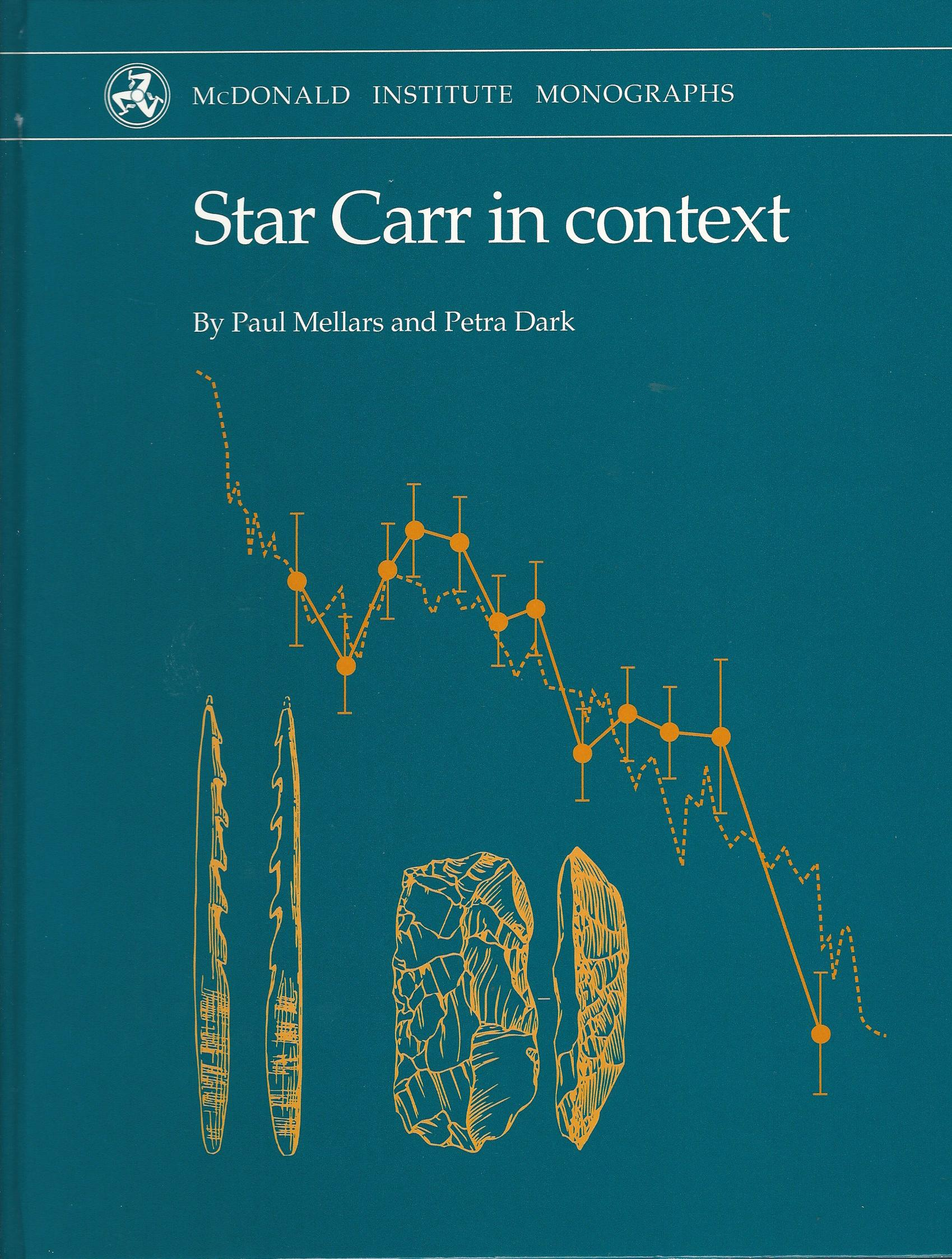 Image for Star Carr in context (McDonald Institute Monographs)