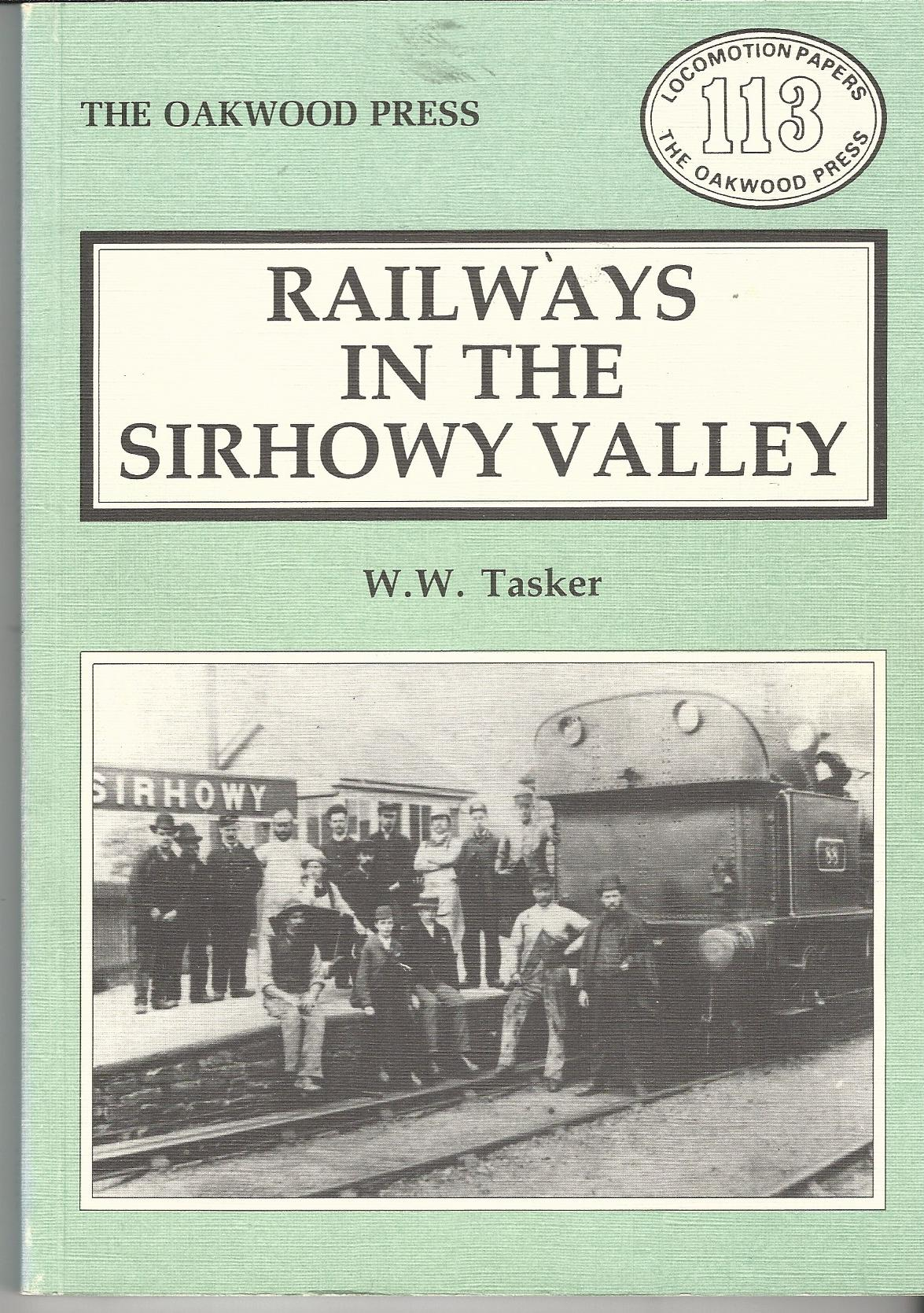 Image for Railways in the Sirhowy Valley (Locomotion Papers).