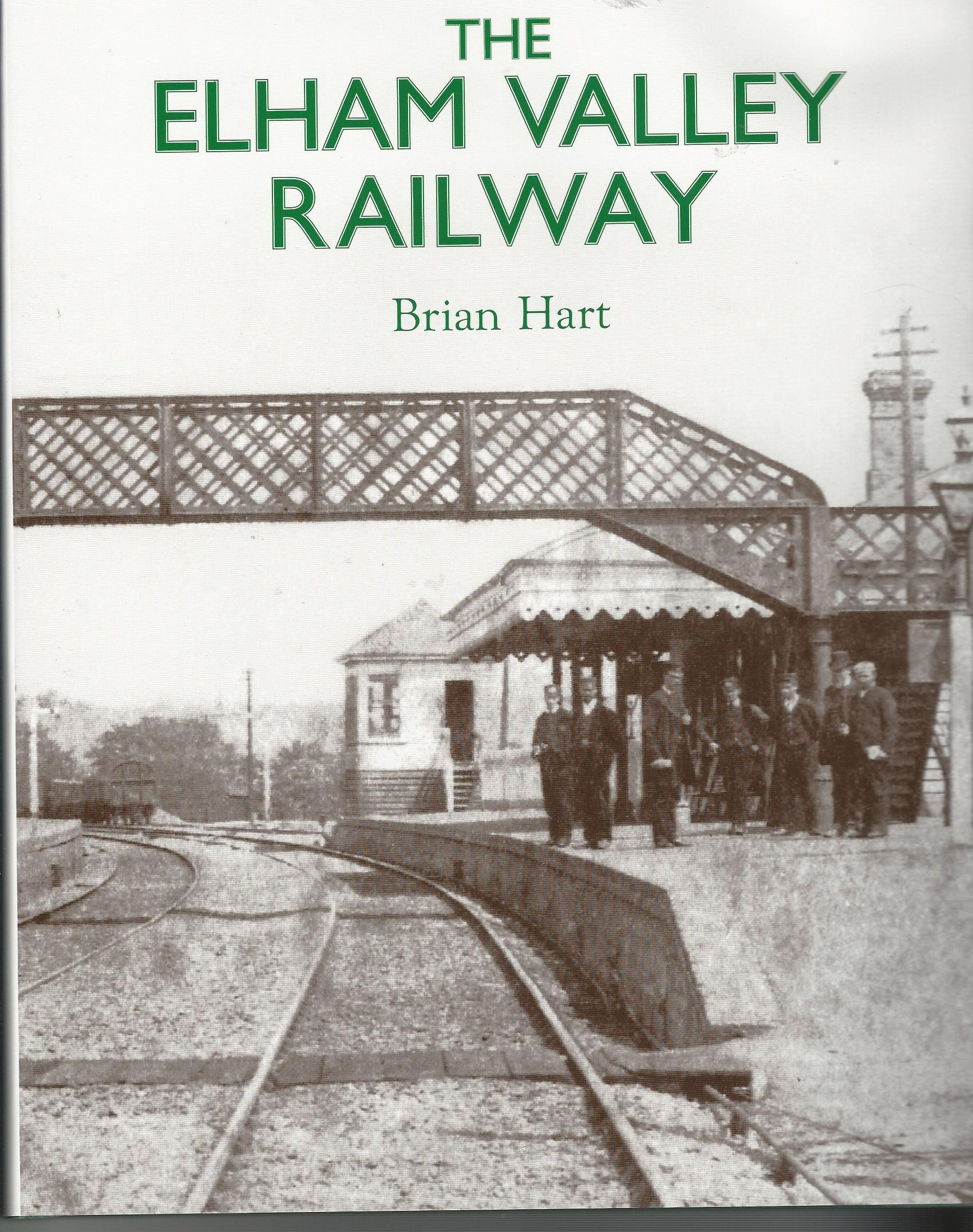 Image for The Elham Valley Railway.