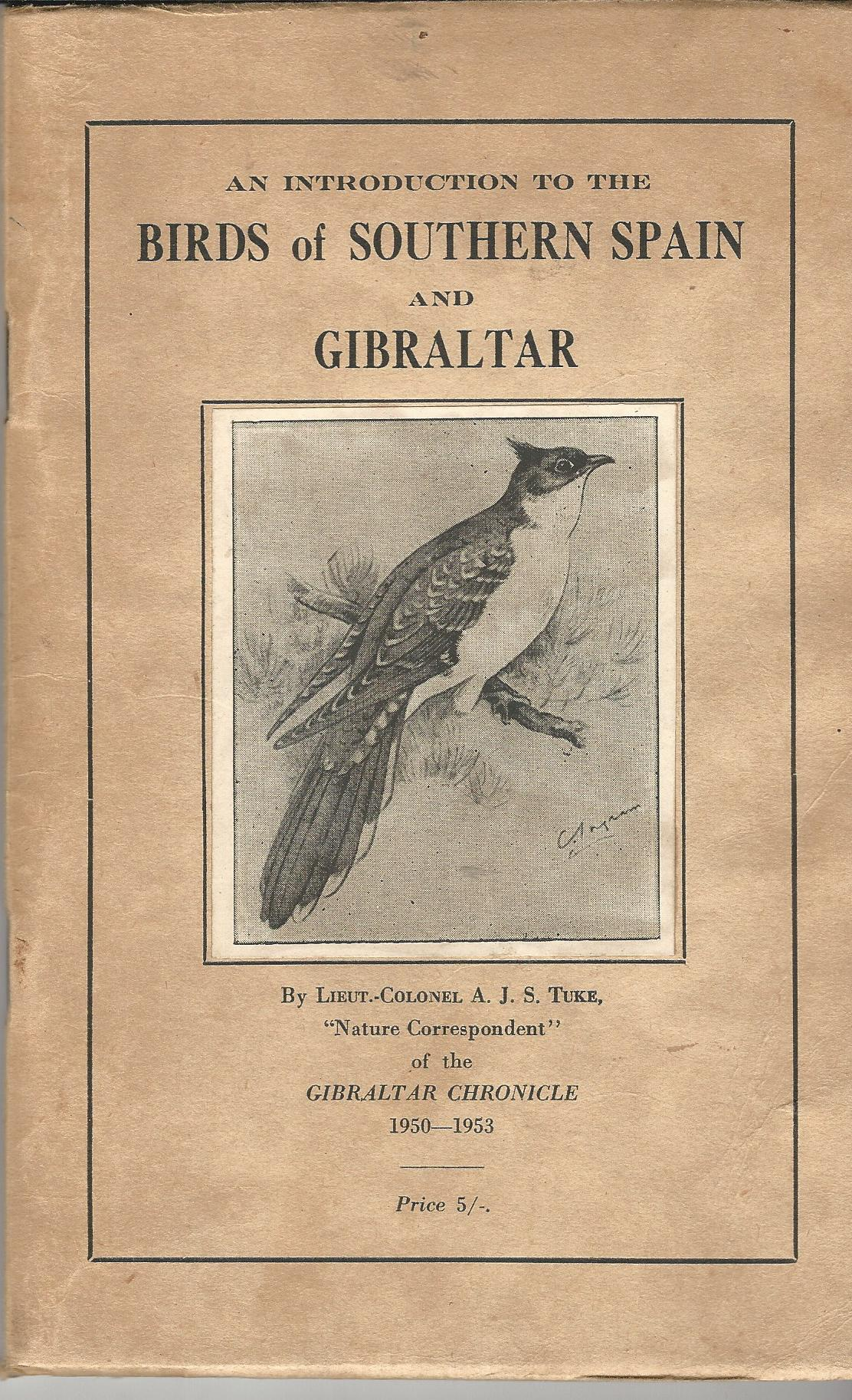 Image for Birds of Southern Spain and Gibraltar.