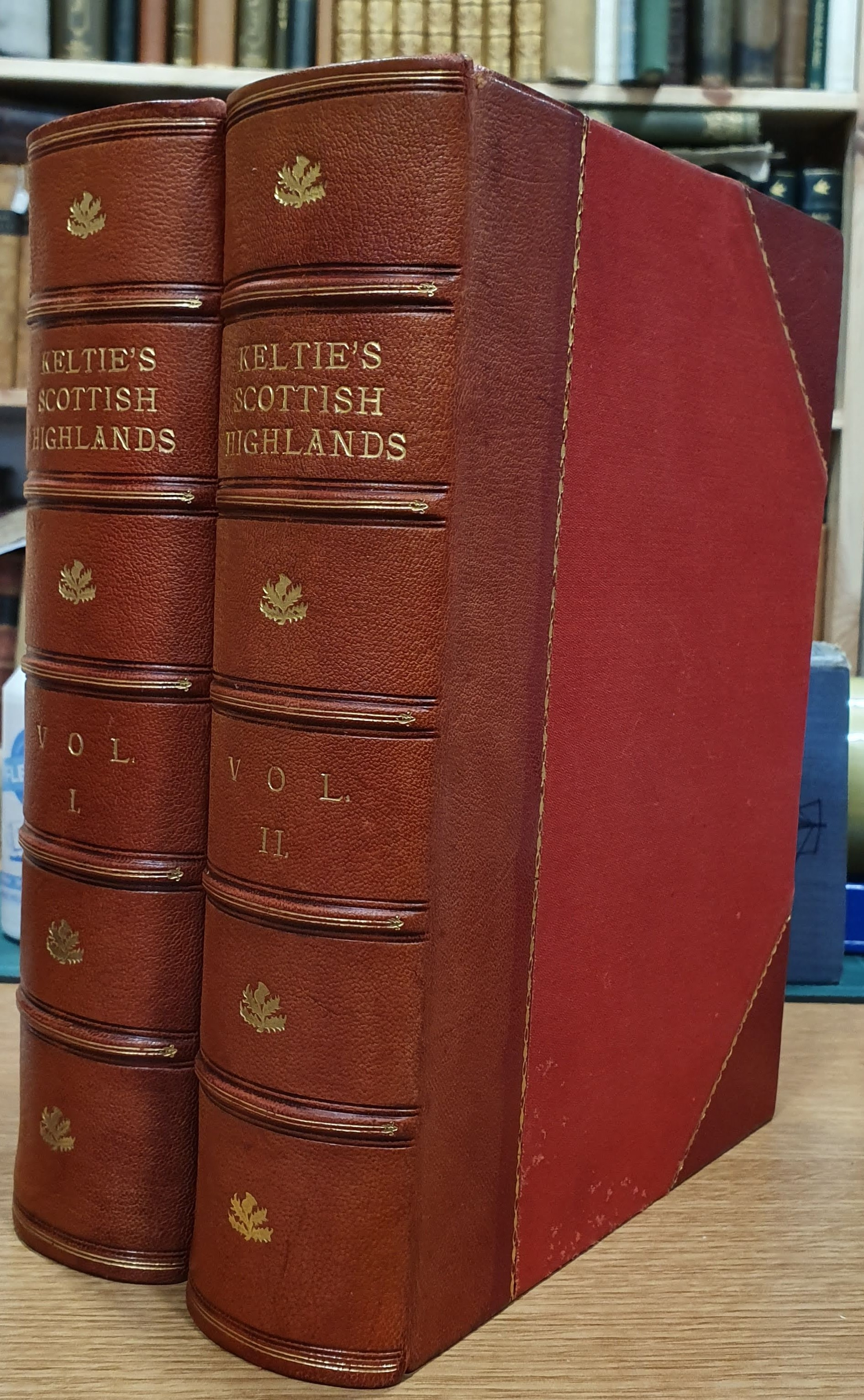 Image for A History Of The Scottish Highlands; Highland Clans and Highland Regiments, with an account of The Gaelic Language, Literature and Music and an Essay on Highland Scenery