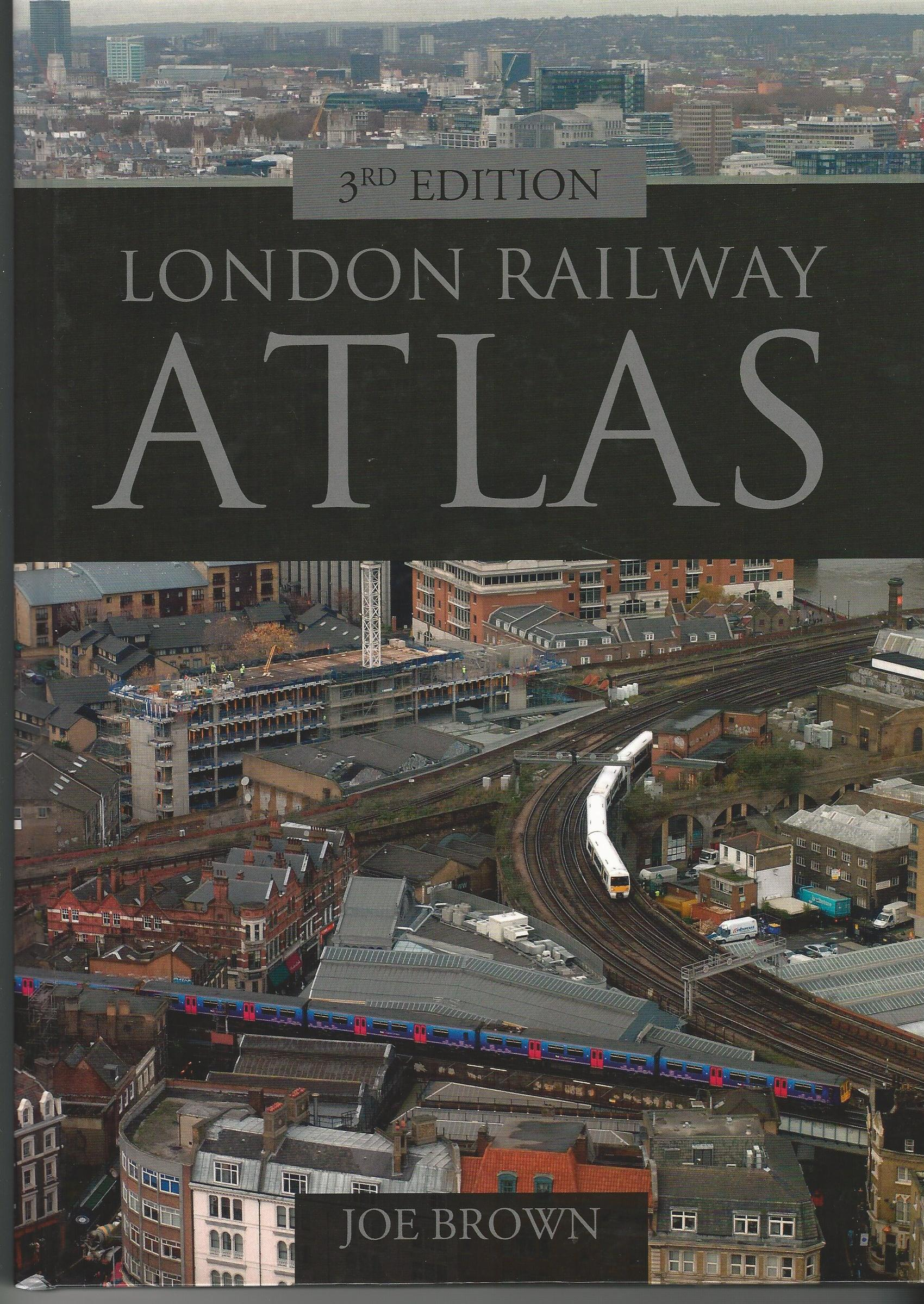 Image for London Railway Atlas.