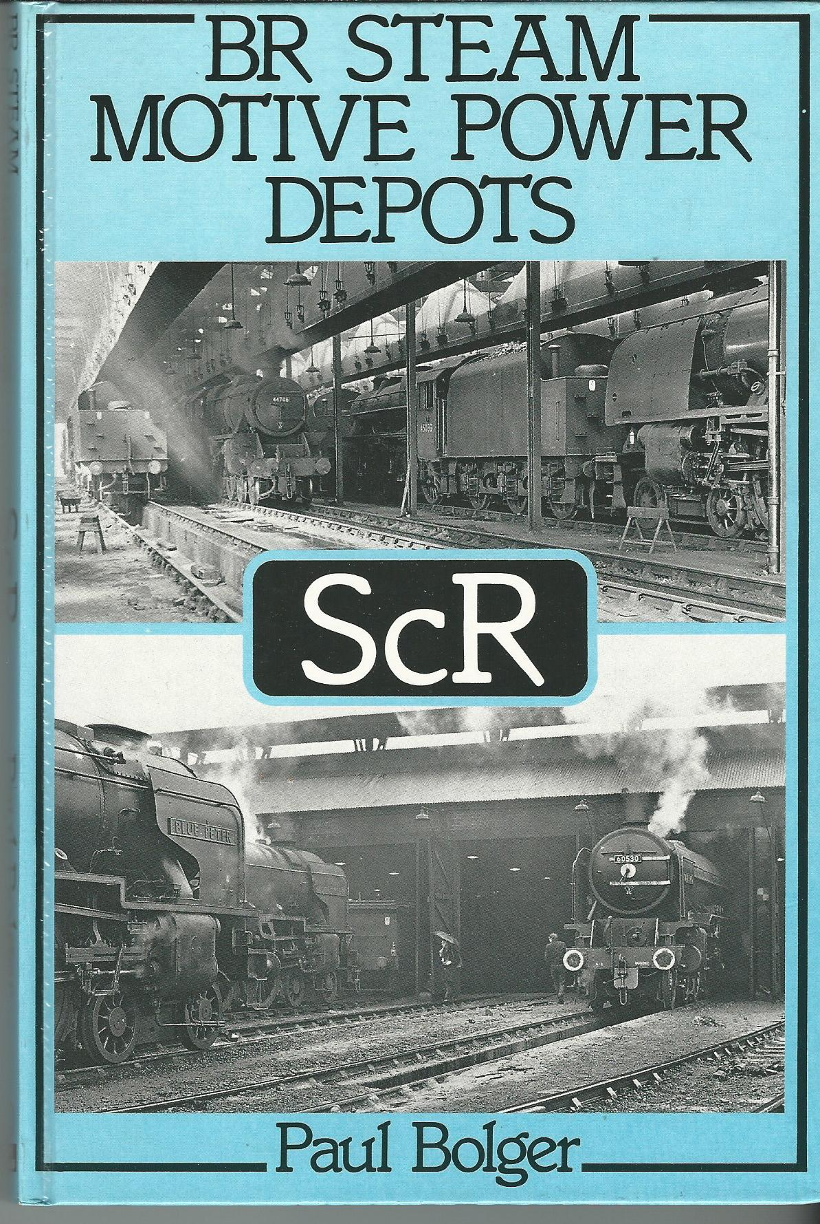 Image for BR Steam Motive Power Depots: ScR.