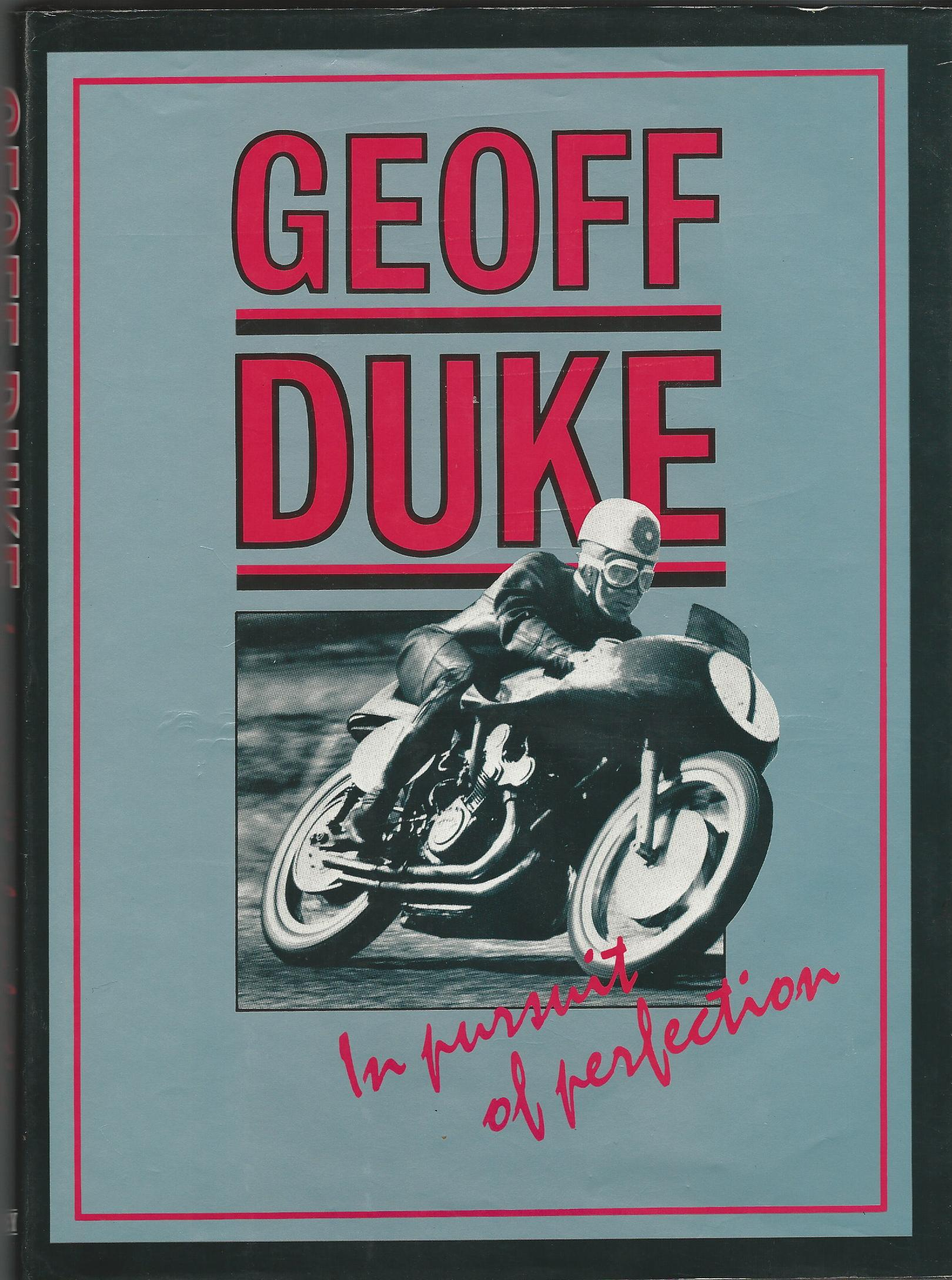 Image for Geoff Duke: In Pursuit of Perfection