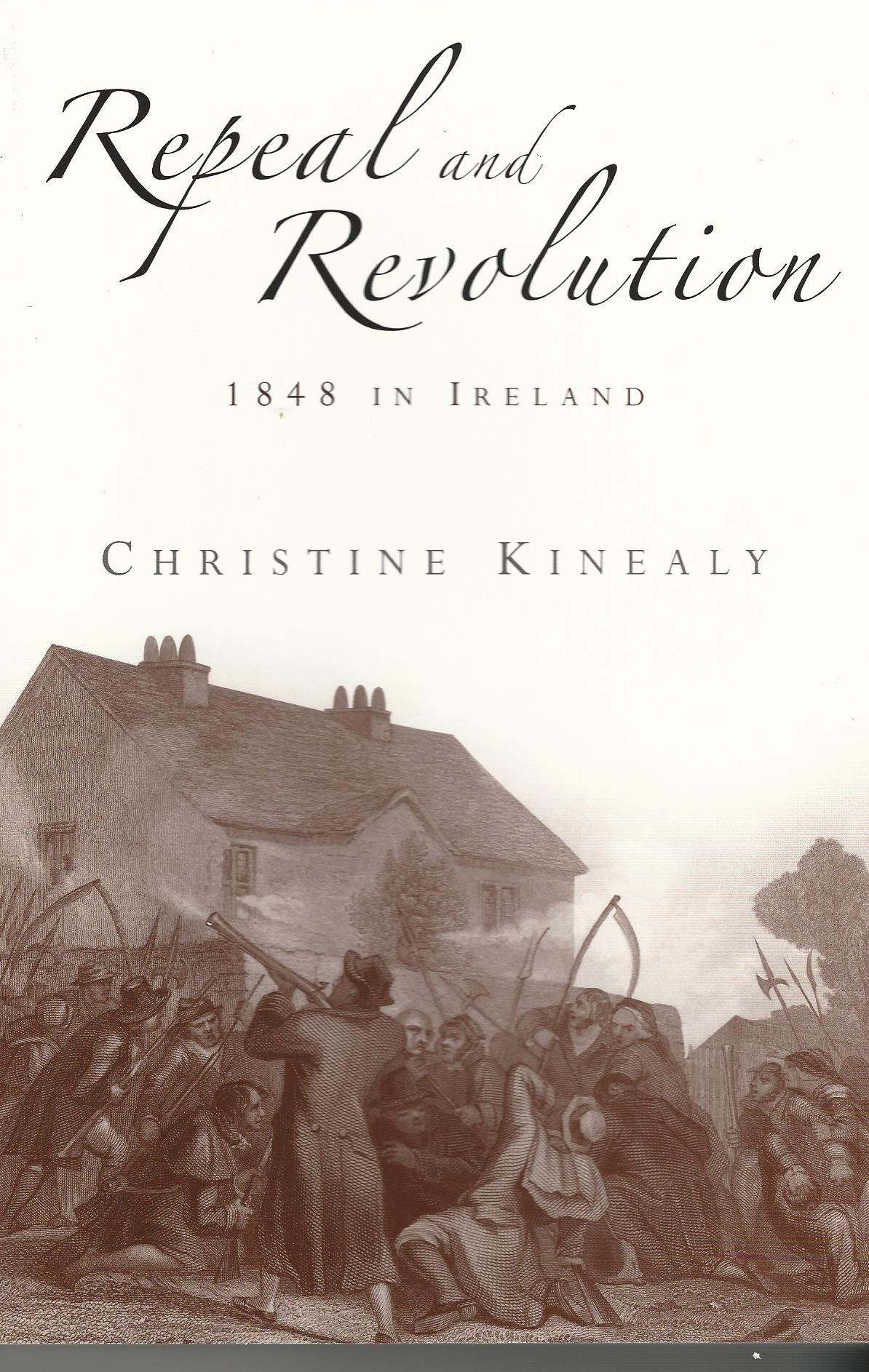 Image for Repeal and revolution: 1848 in Ireland