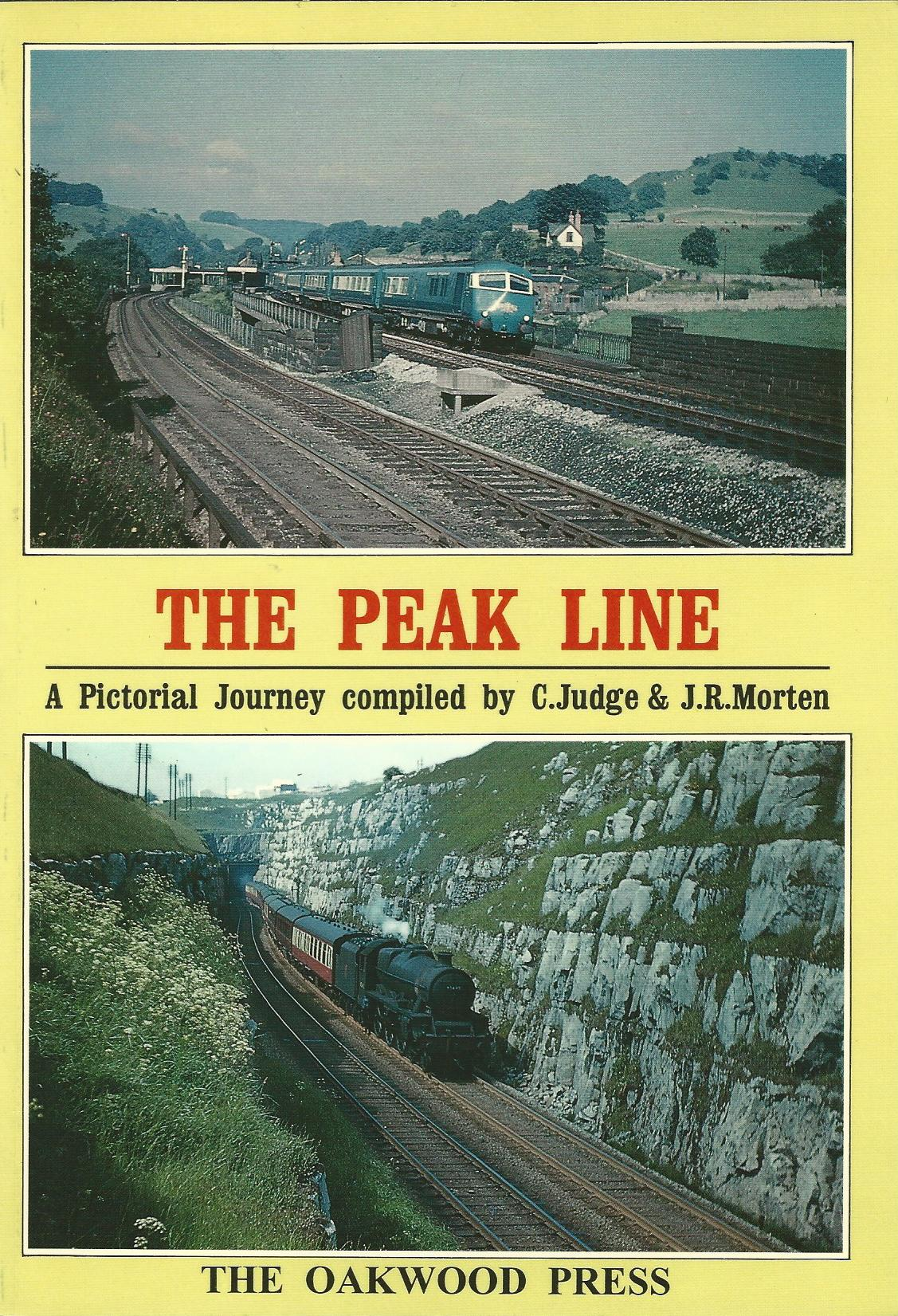 Image for Peak Line: A Pictorial Journey (Portrait Series)