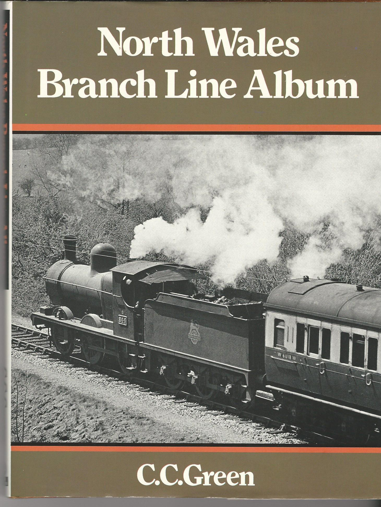 Image for North Wales Branch Line Album.