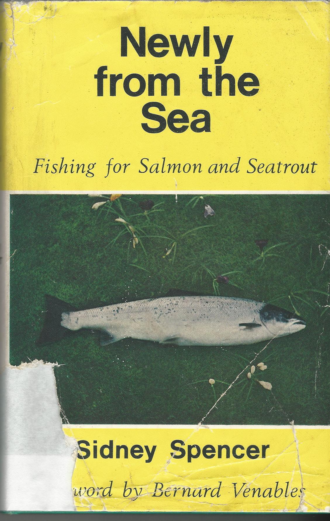 Image for Newly from the Sea: Fishing for Salmon and Seatrout.