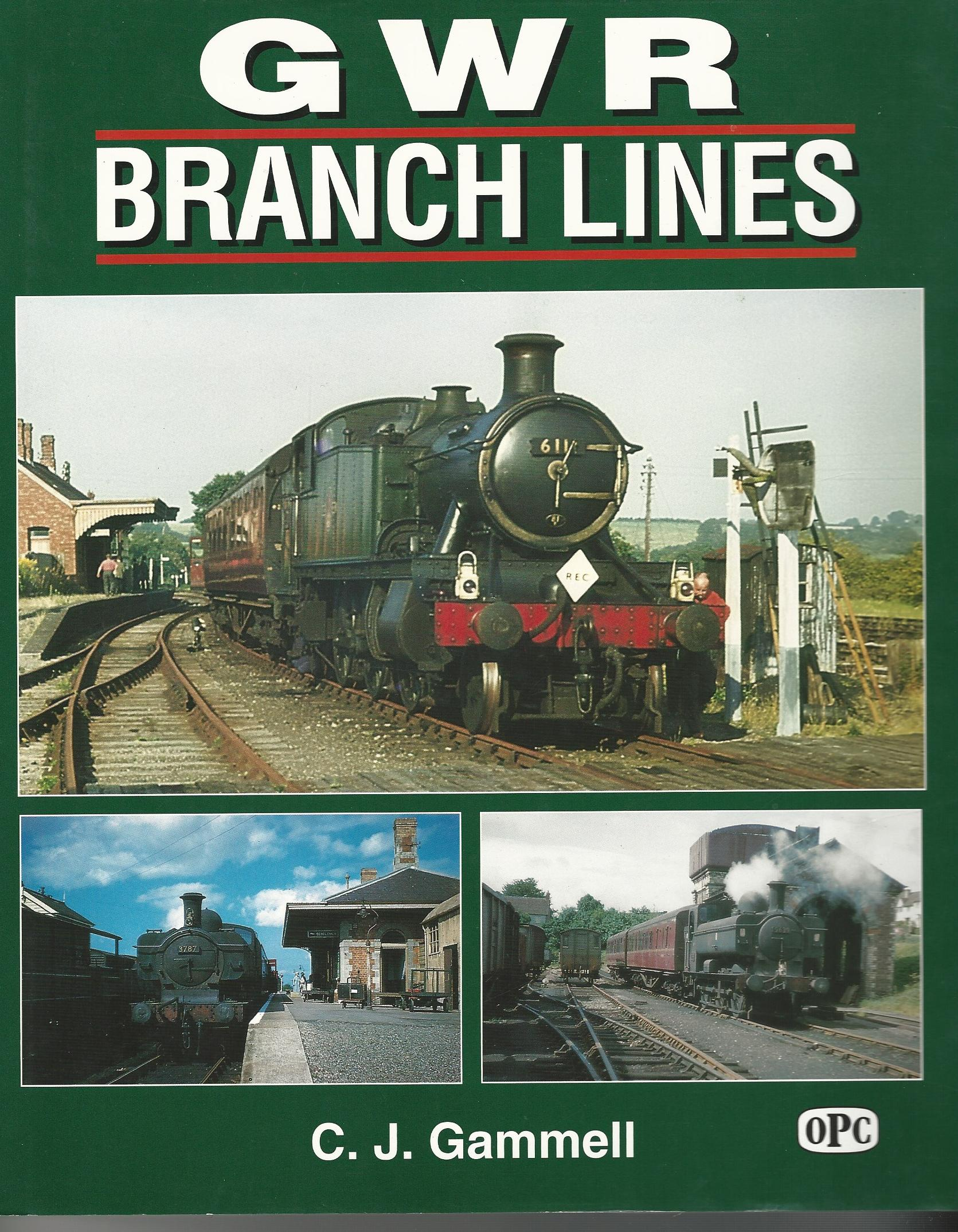 Image for GWR Branch Lines.