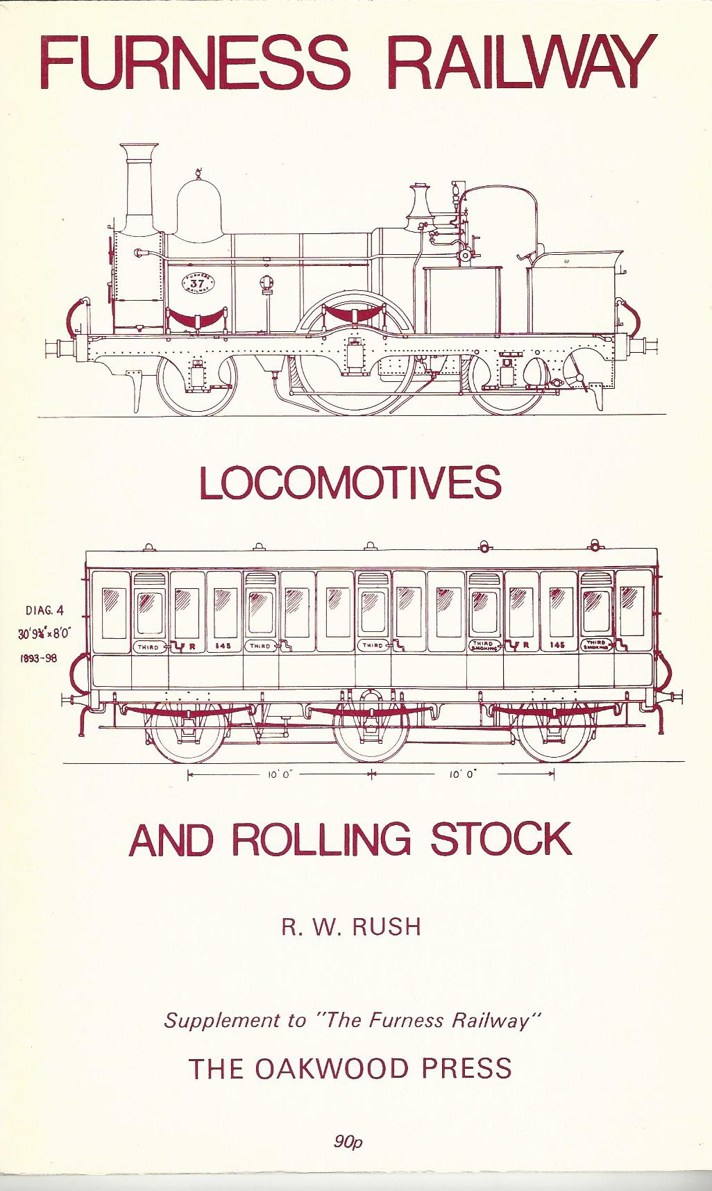 Image for Furness Railway, Locomotives and Rolling Stock.