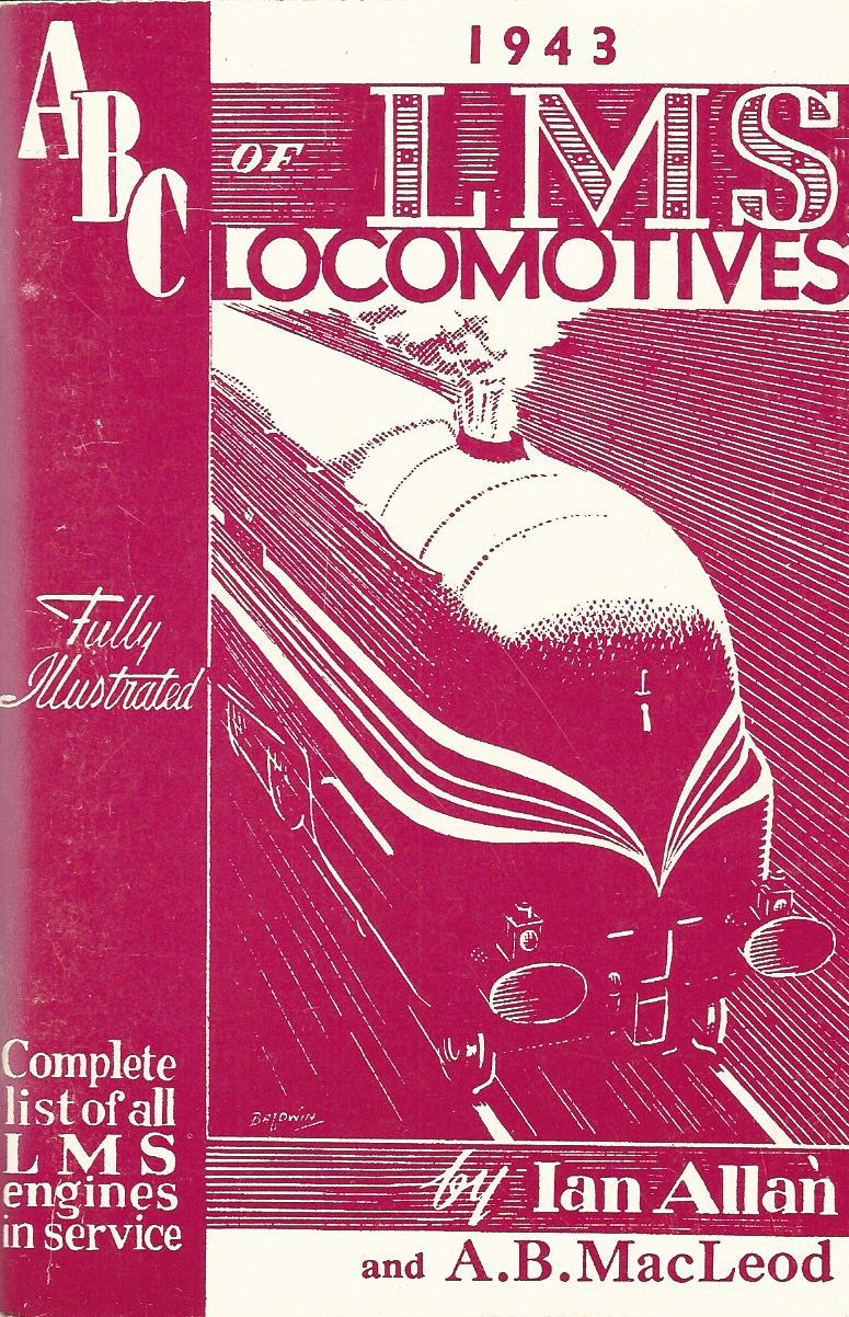 Image for ABC of LMS Locomotives 1943.