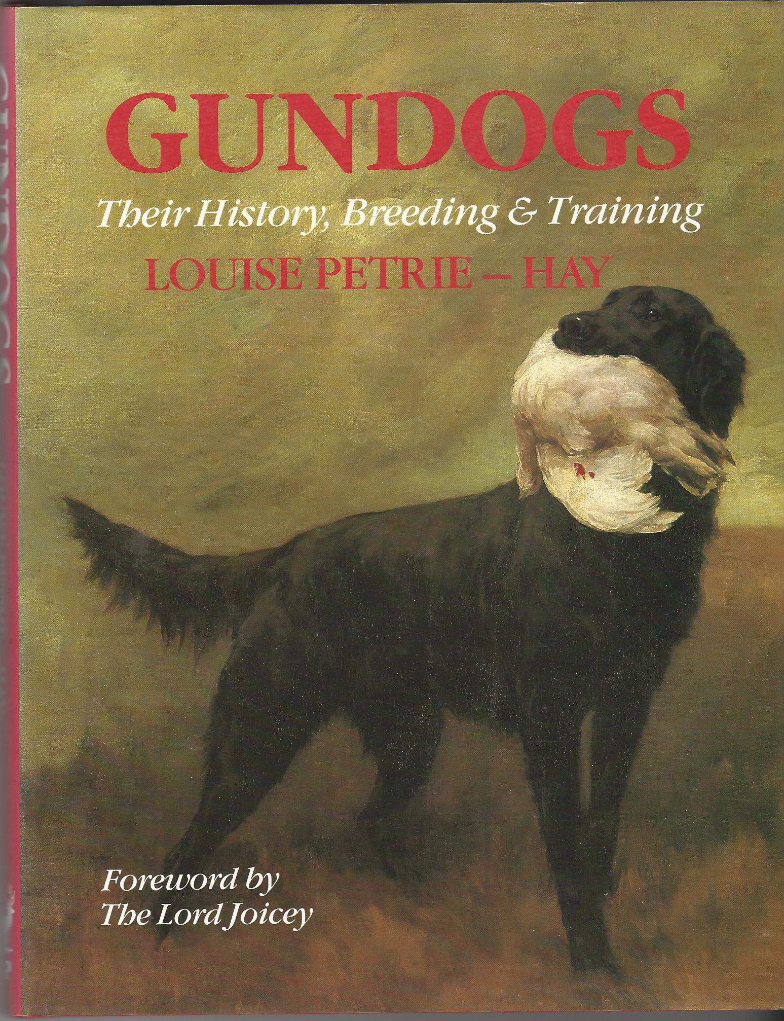 Image for Gun Dogs: Their History, Breeding & Training