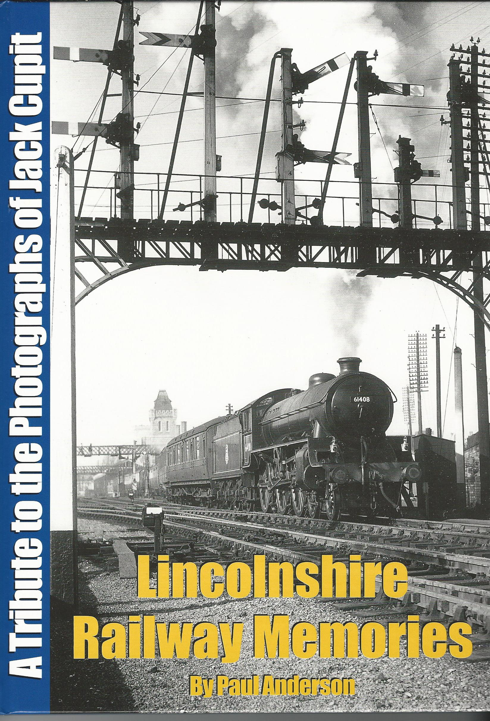 Image for Lincolnshire Railway Memories.