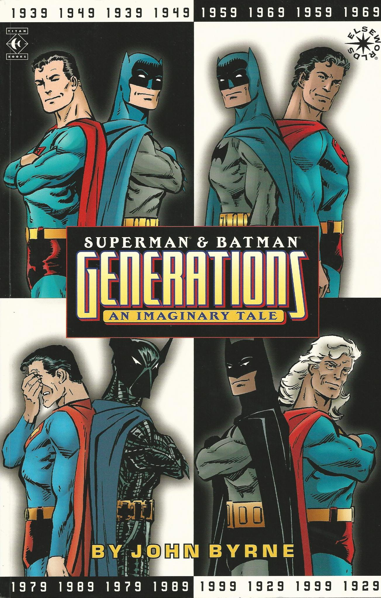 Image for Superman/Batman: Generations - An Imaginary Tale (Elseworlds)