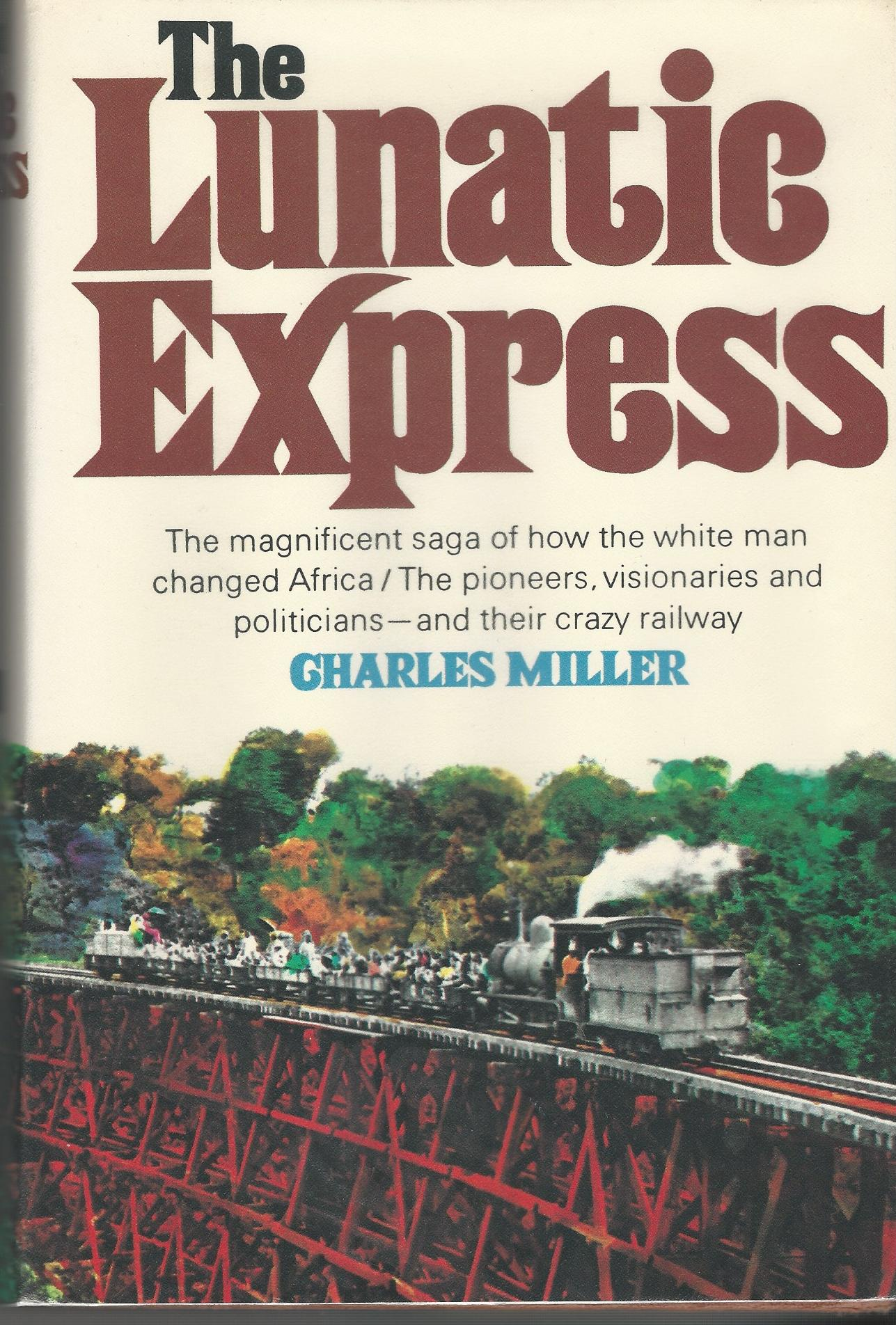 Image for The Lunatic Express.