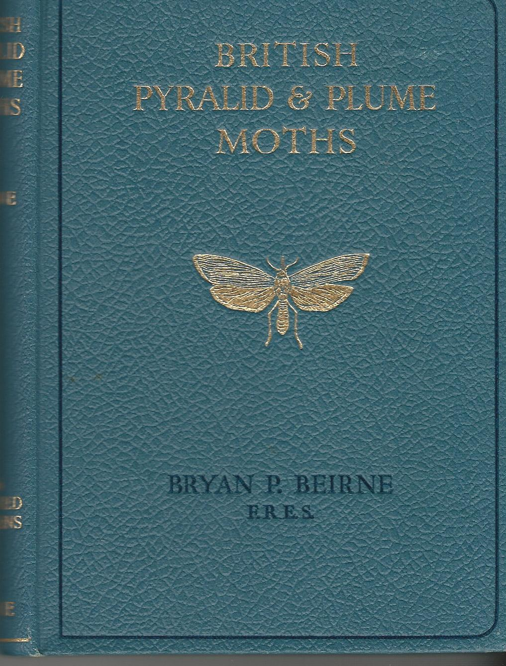 Image for British Pyralid & Plume Moths.