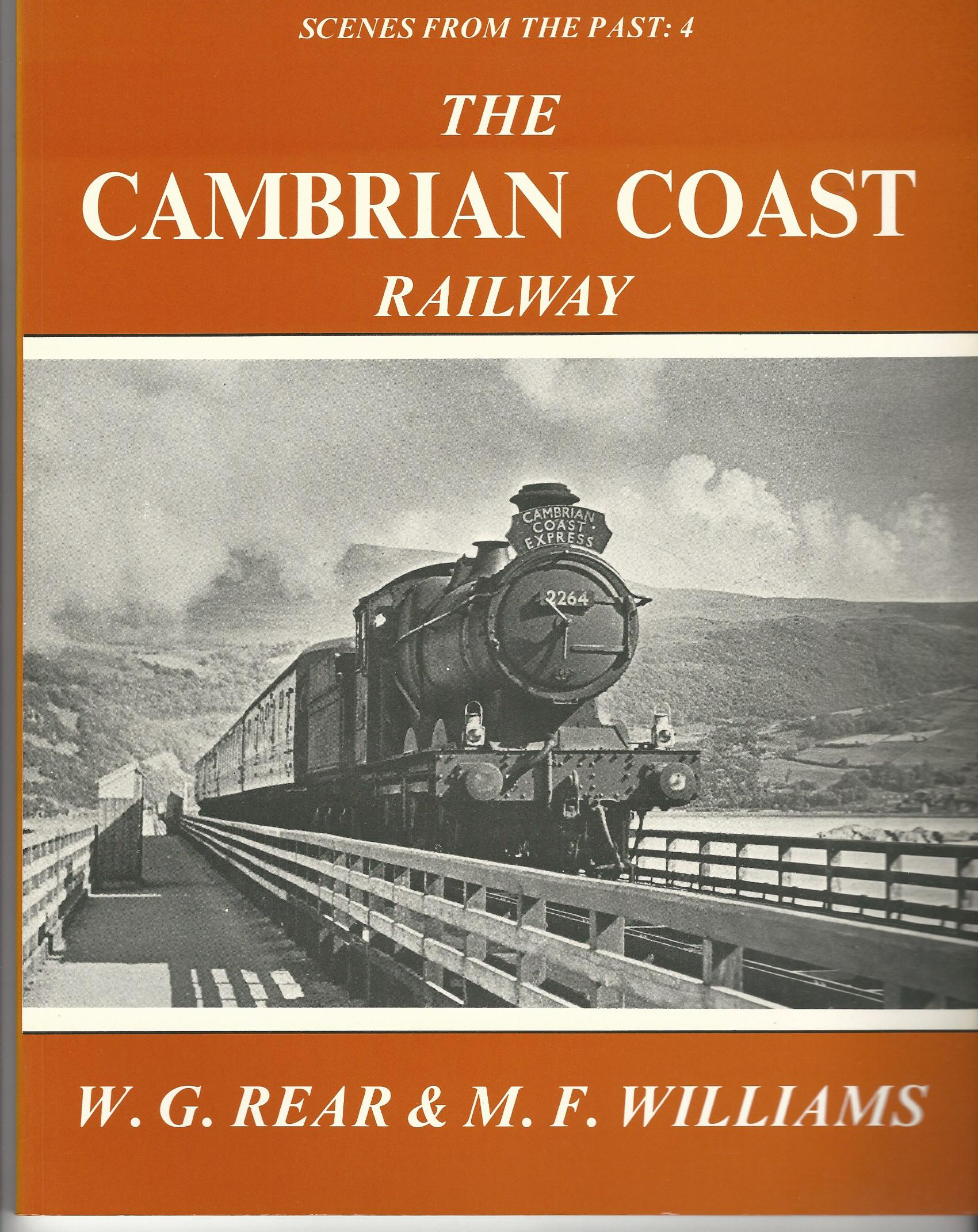 Image for The Cambrian Coast Railway.