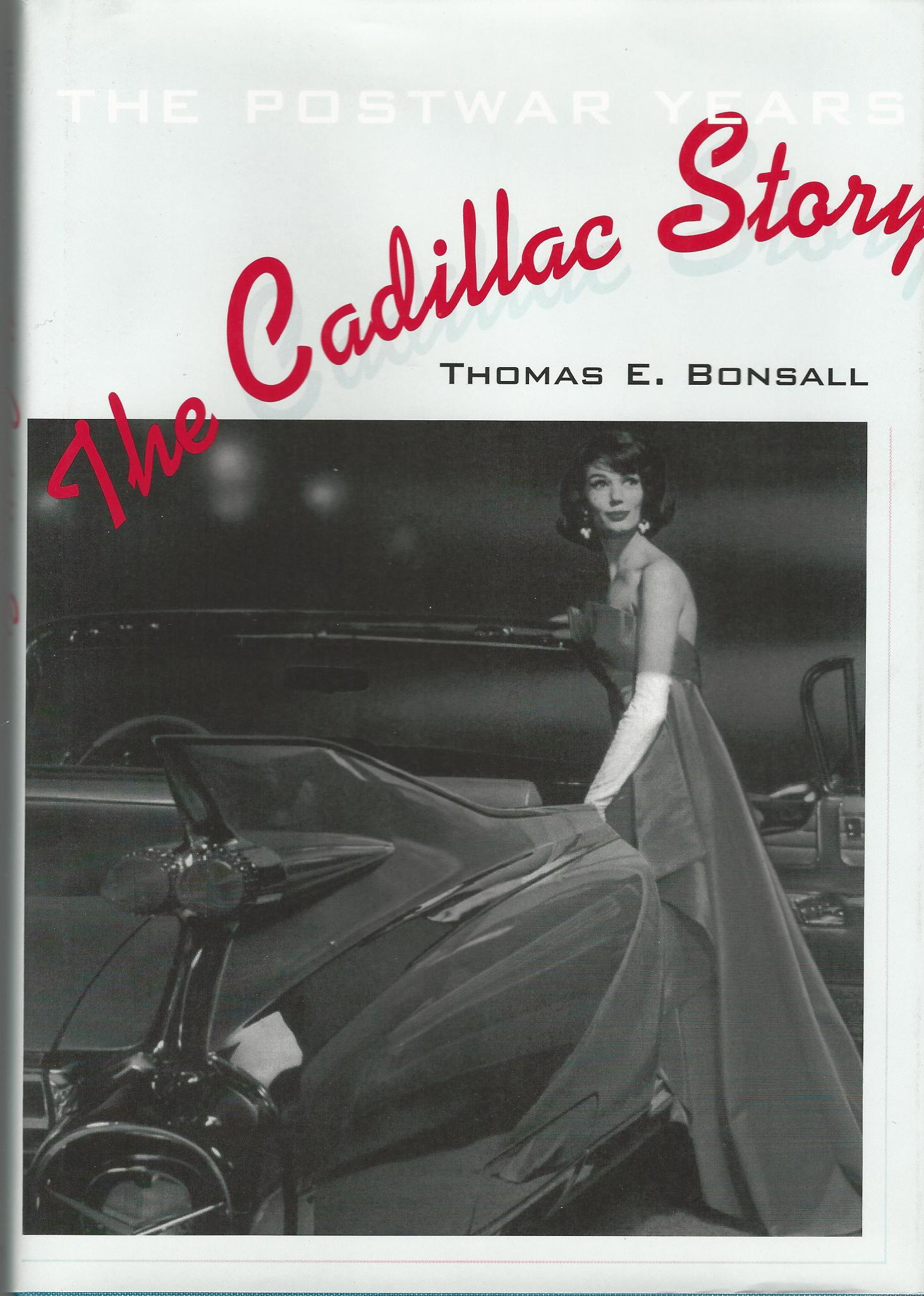 Image for The Cadillac Story: The Postwar Years