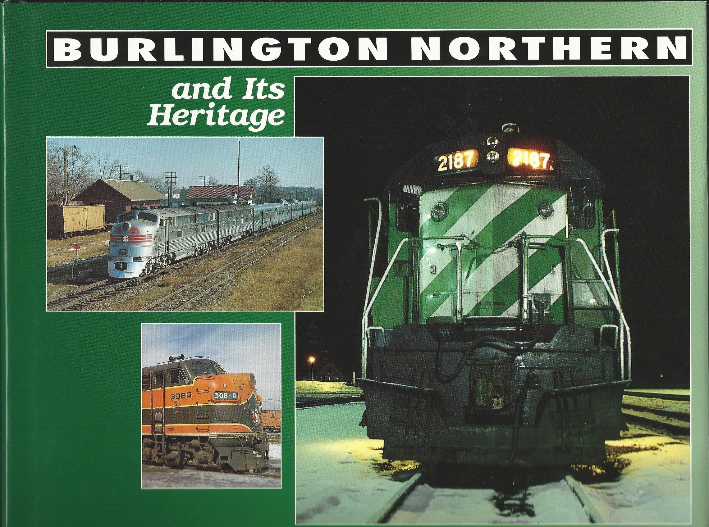 Image for Burlington Northern and Its Heritage